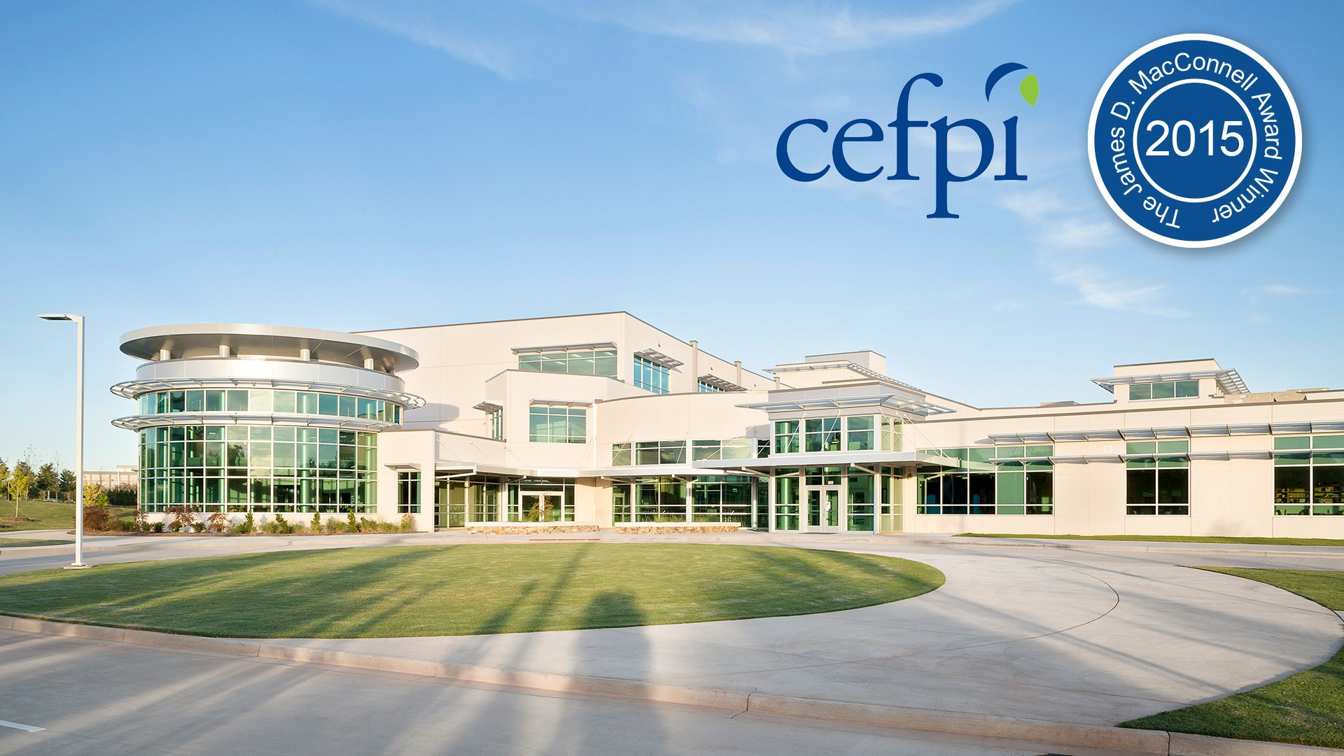 Dr. Phinnize J. Fisher Middle School Named First-Ever South Carolina Winner for National CEFPI Award