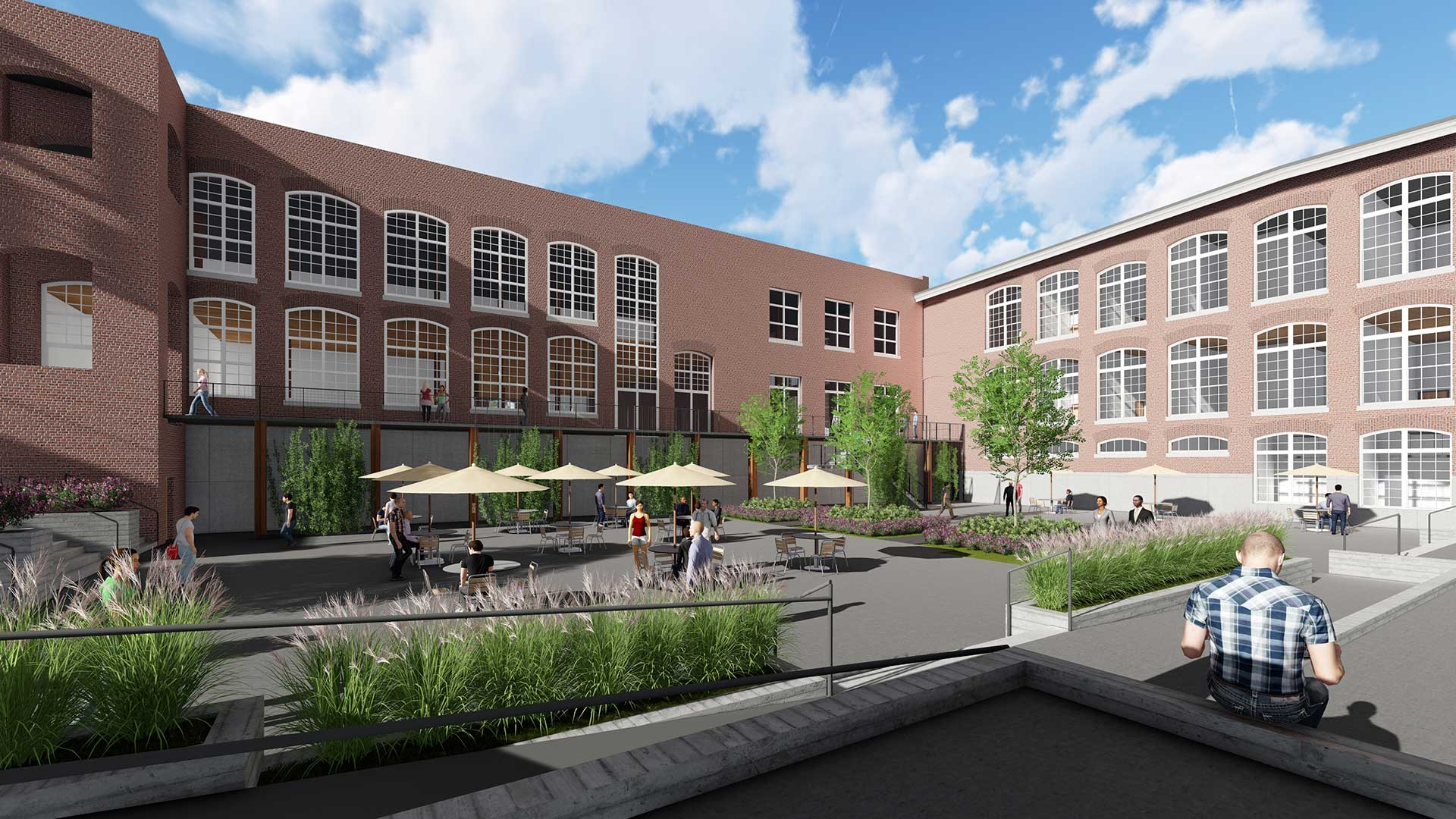 Excitement Builds for Judson Mill: Take a Look at the Progress