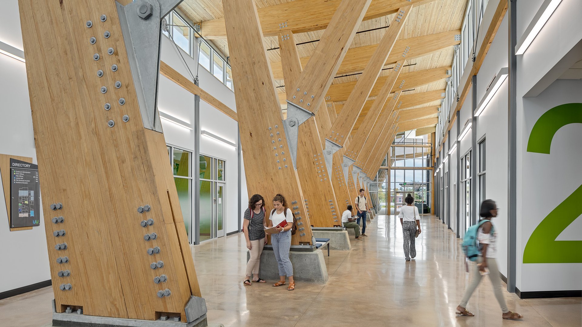 The Continuum Recognized by U.S. Woodworks
