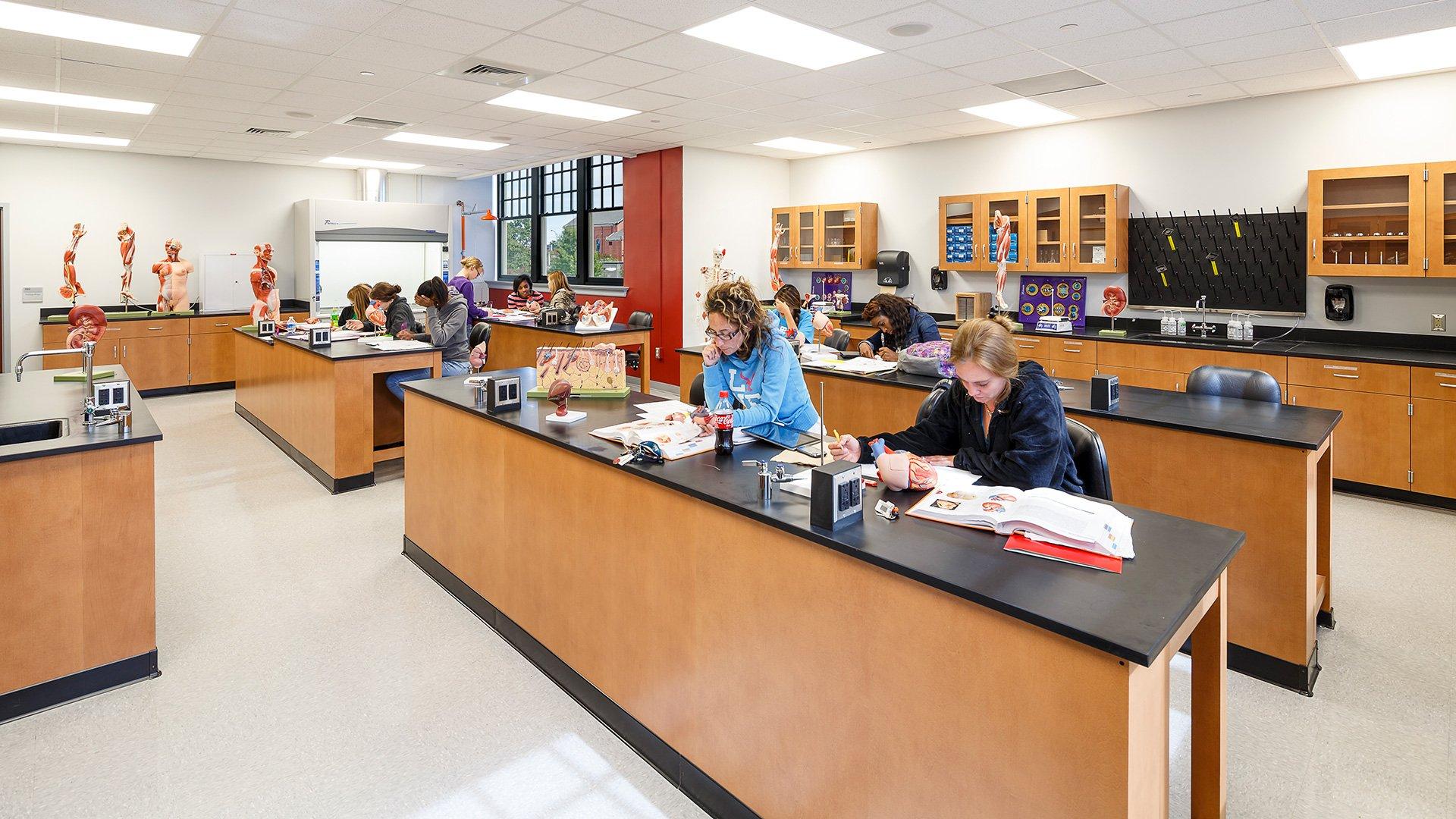 Spartanburg Community College Downtown Campus, Lab