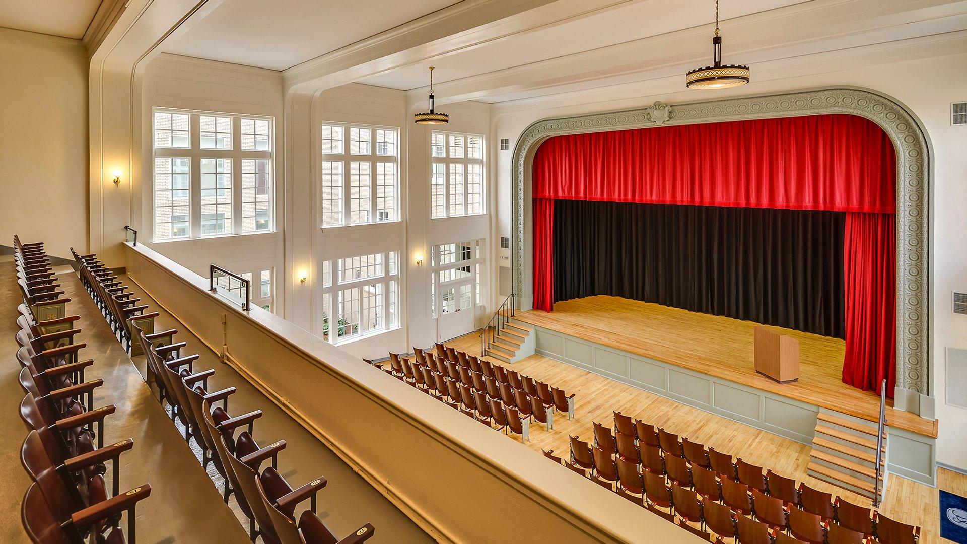 Spartanburg Community College Downtown Campus, Theatre