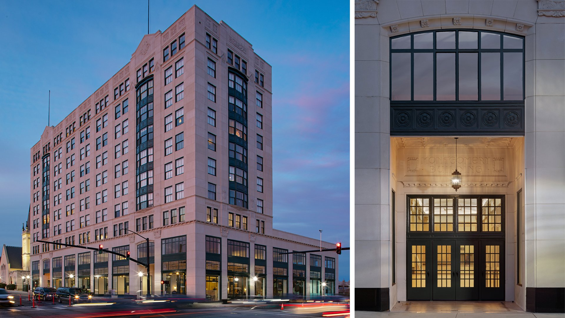 Montgomery Building in Spartanburg Honored with Preservation Award