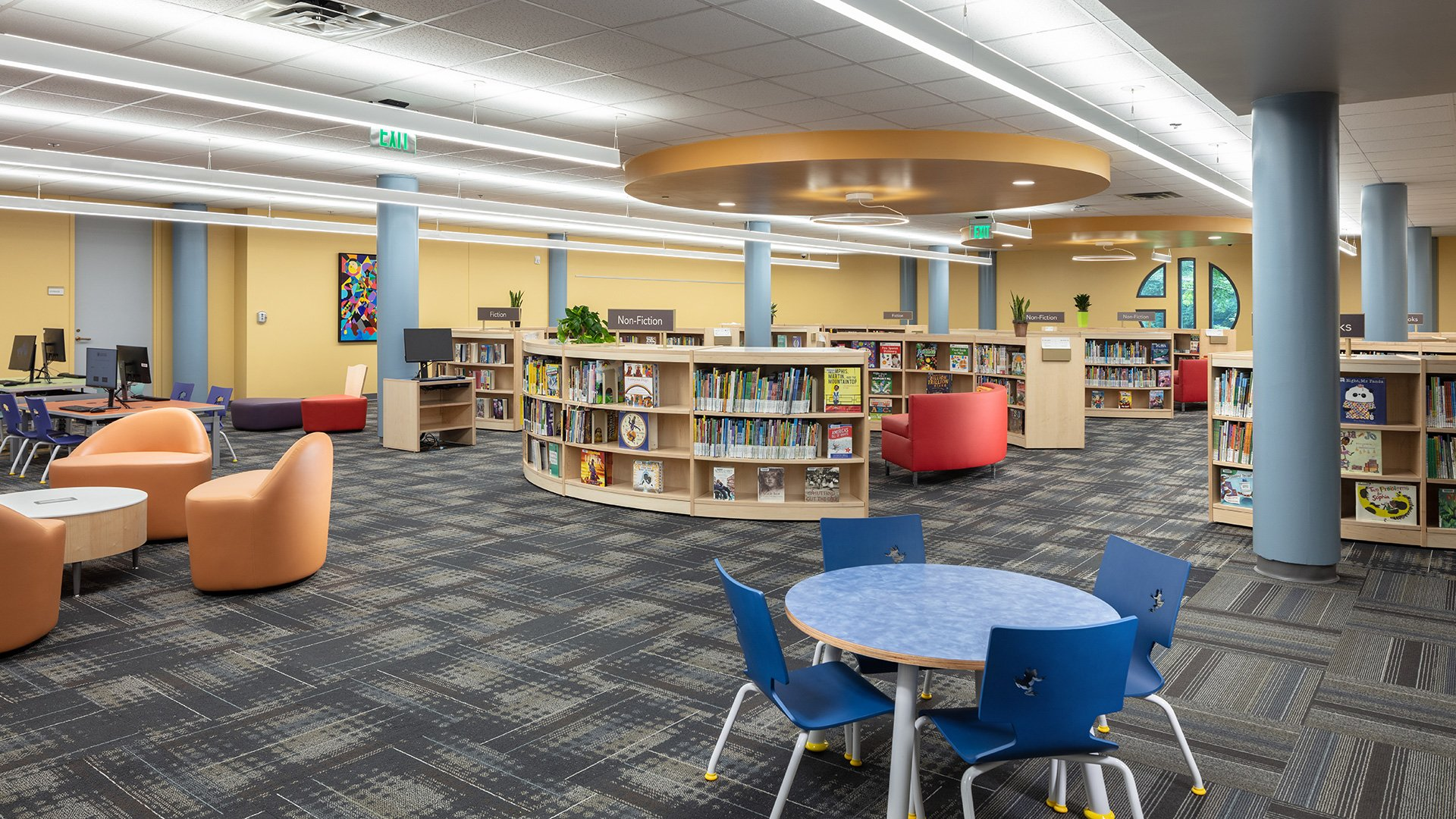 LEED Gold Library Wins Coveted Chrysalis Award for Community Impact