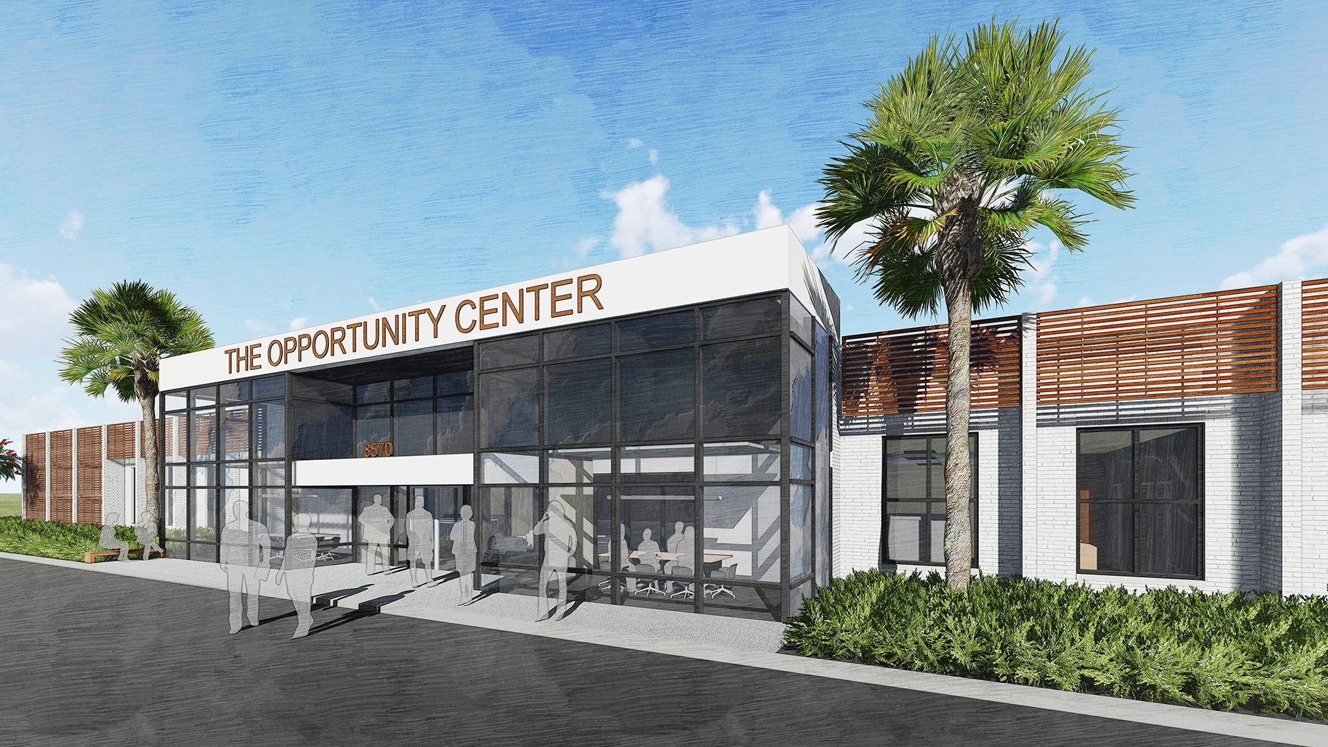 The Opportunity Center in North Charleston to Serve Multiple Nonprofits Under One Roof