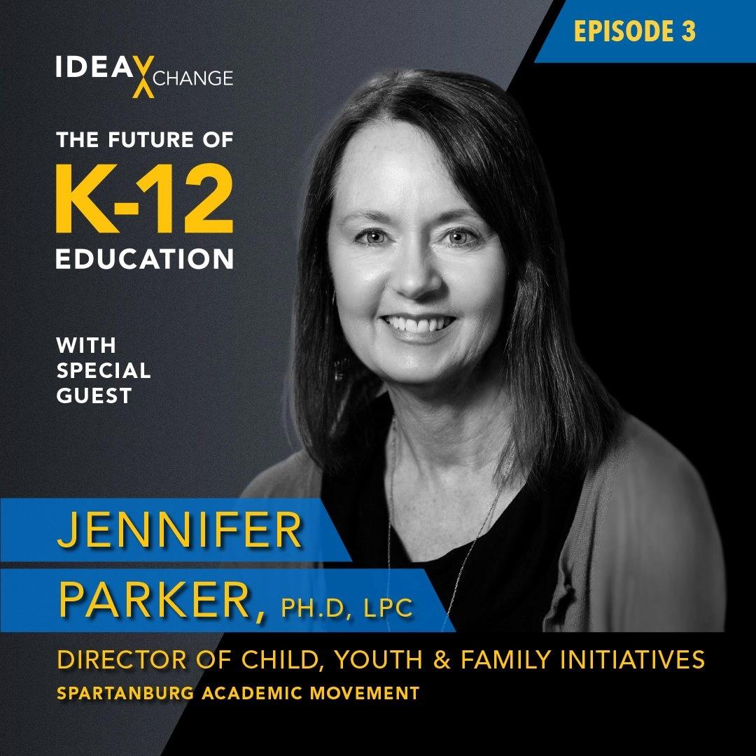 K12 Podcast Guest: Jennifer Parker