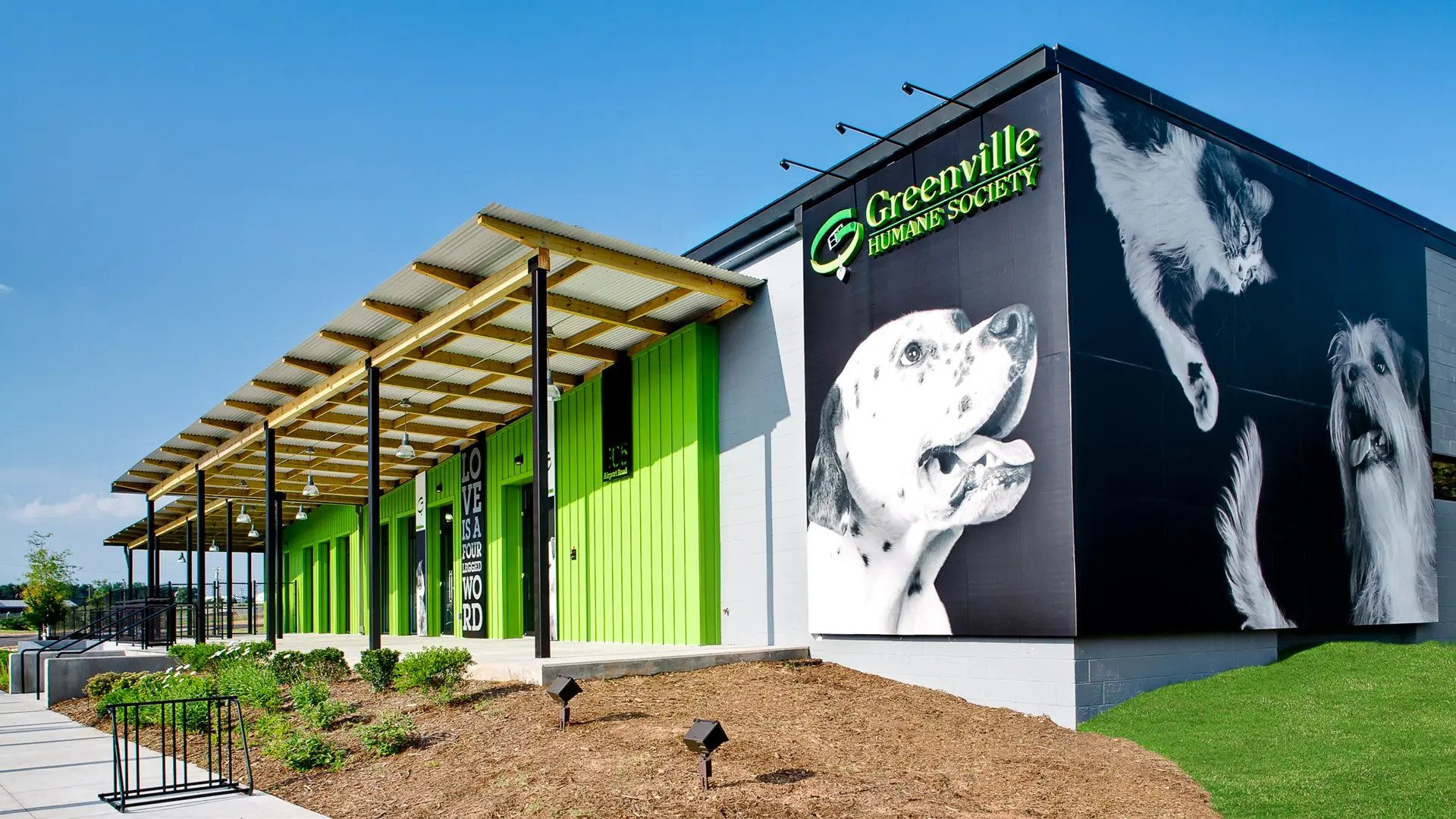 Good Shelter Design is Good for Animals