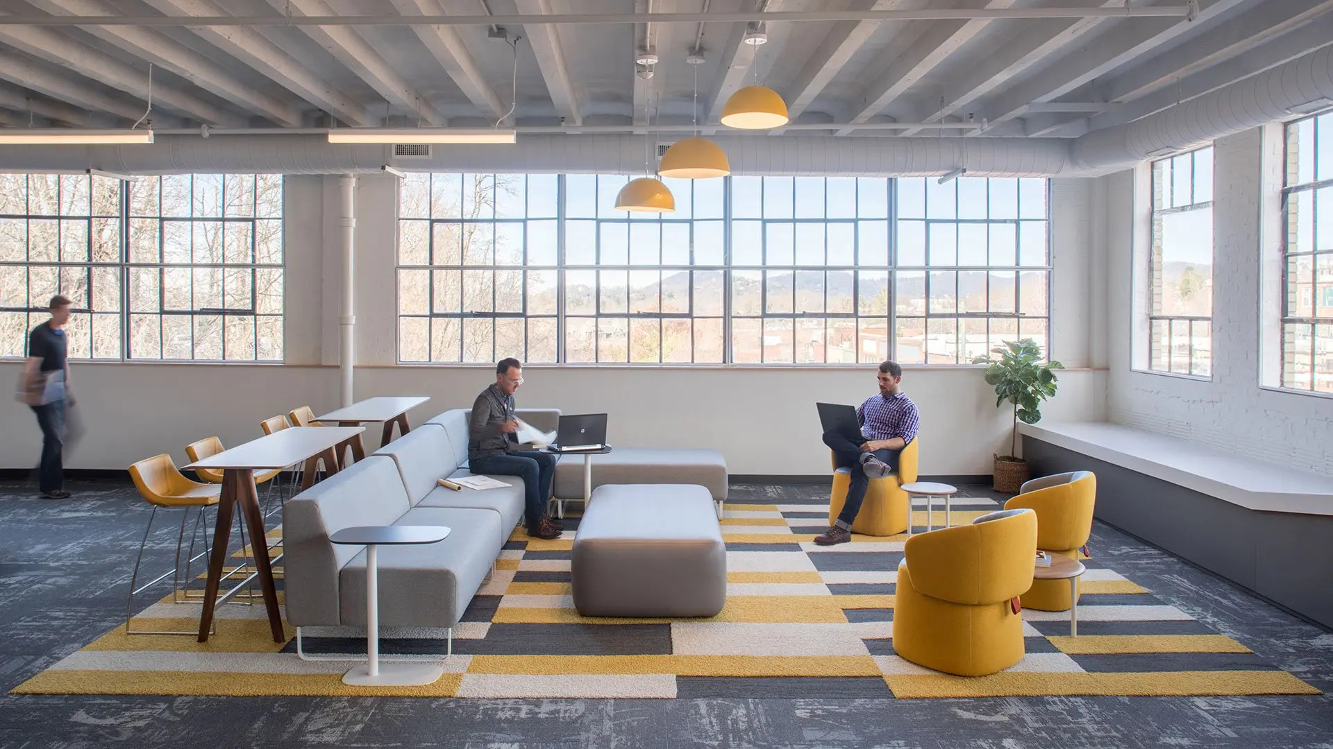Return to the Workplace: Re-Occupancy Design During COVID-19
