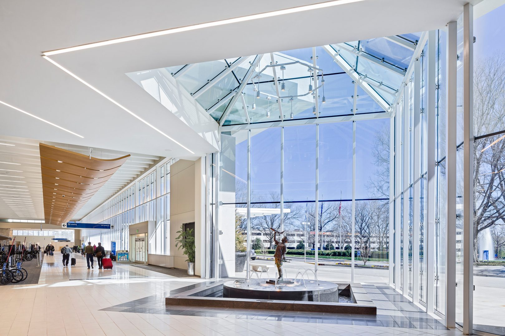 Greenville Spartanburg International Airport (GSP), Terminal Expansion