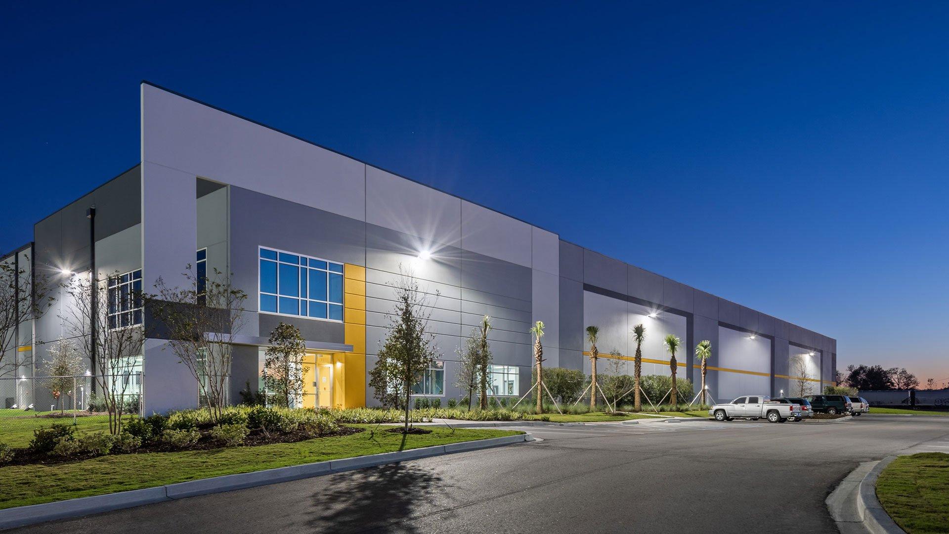 A&R Logistics, Transloading Export Facility