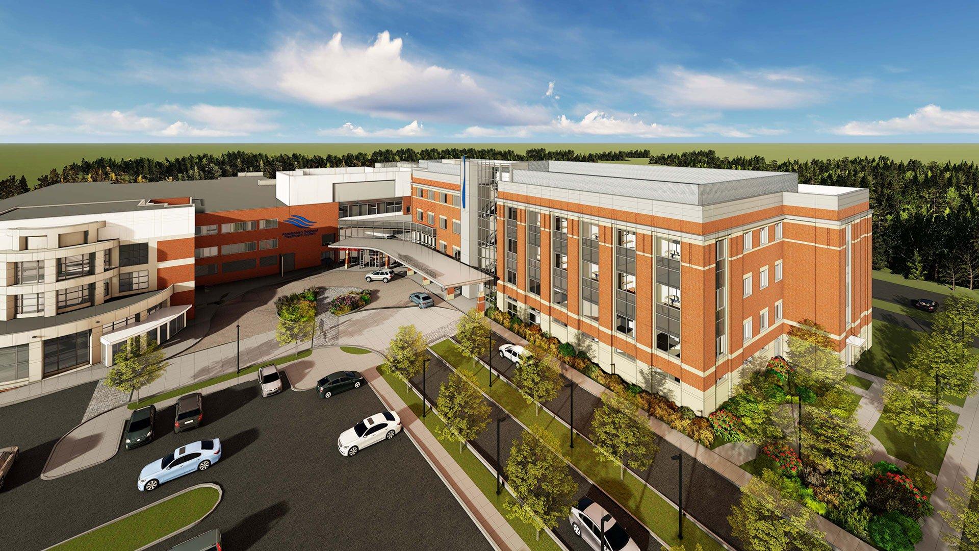 Appalachian Regional Healthcare System, Watauga Medical Center