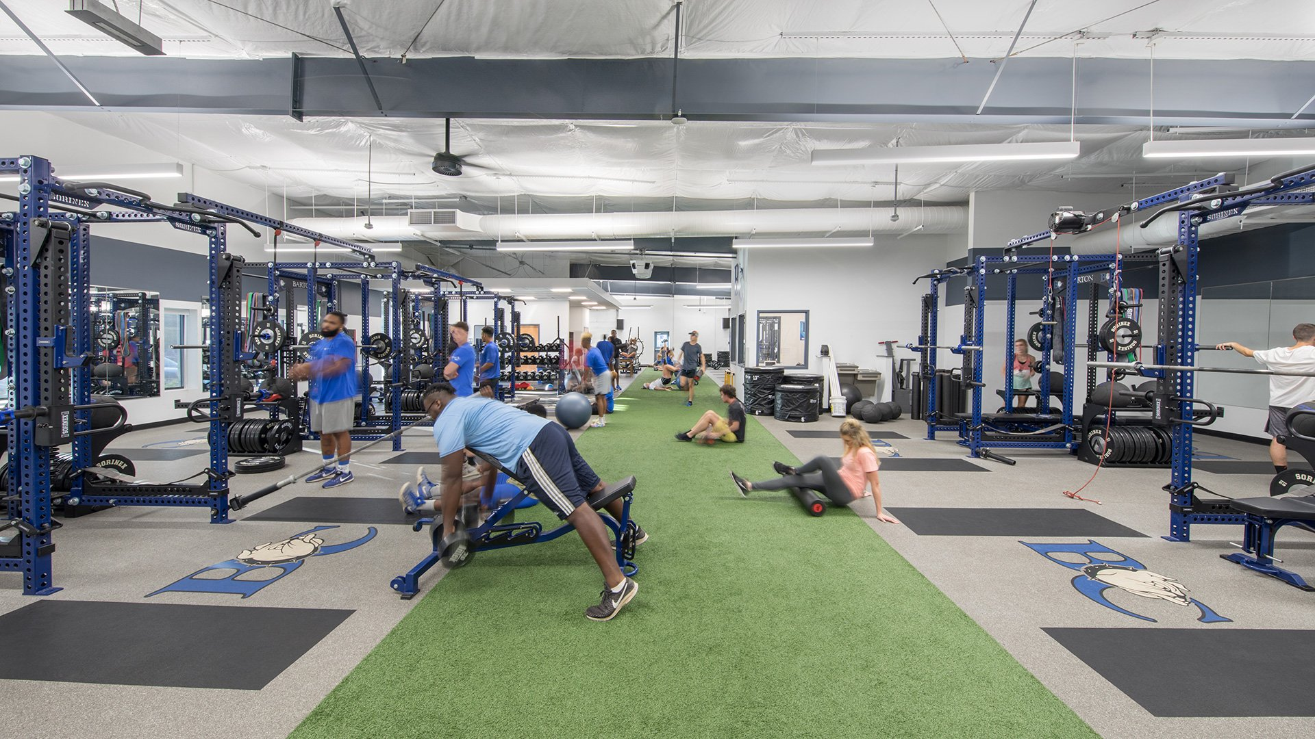 Barton College, Strength & Conditioning Facility