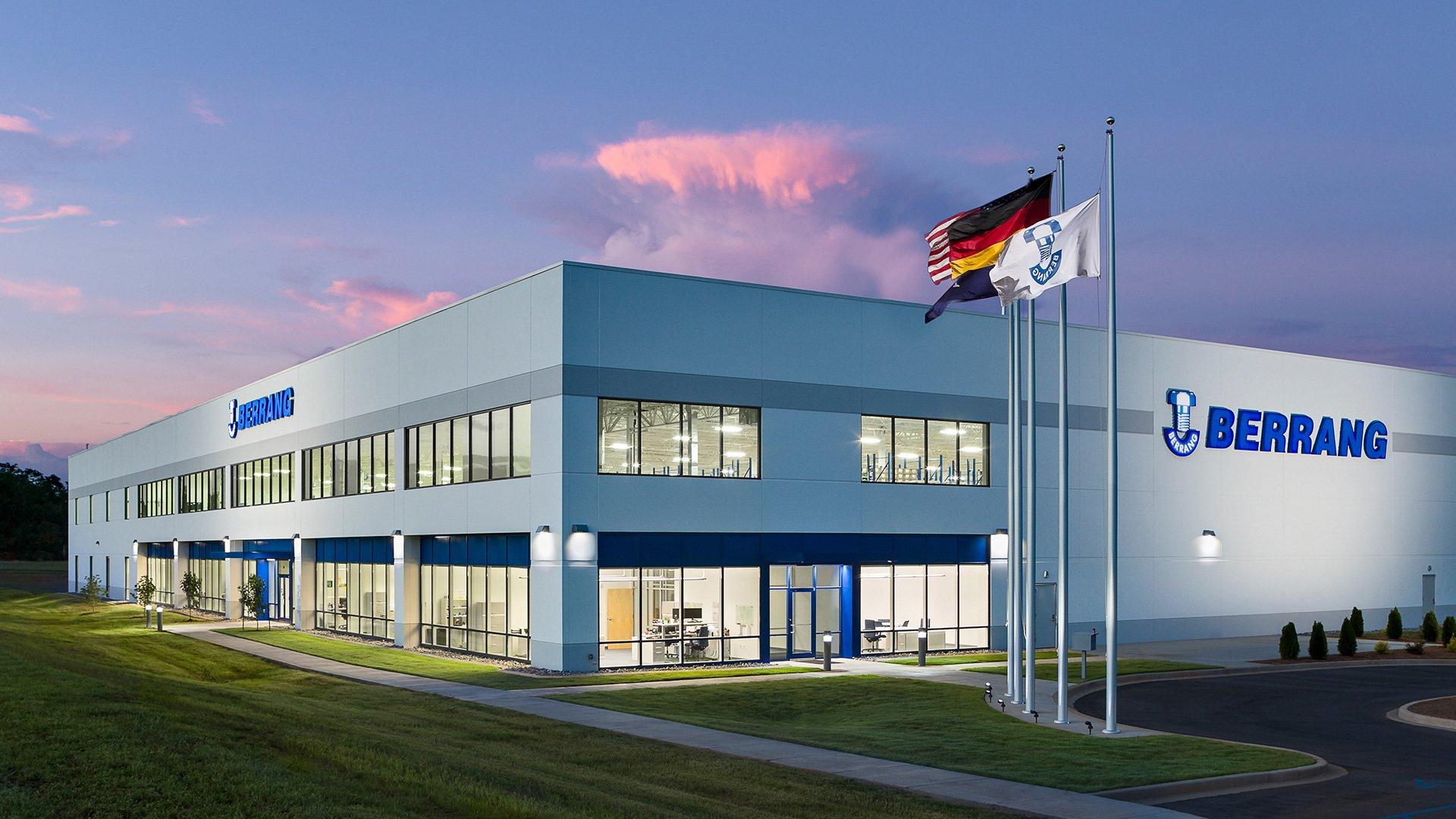 Berrang, North American Headquarters