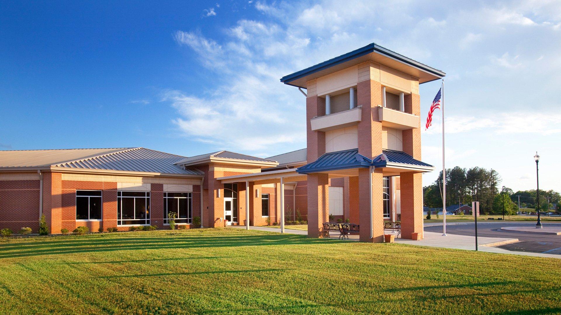 Blue Ridge Elementary School, School District of Oconee County