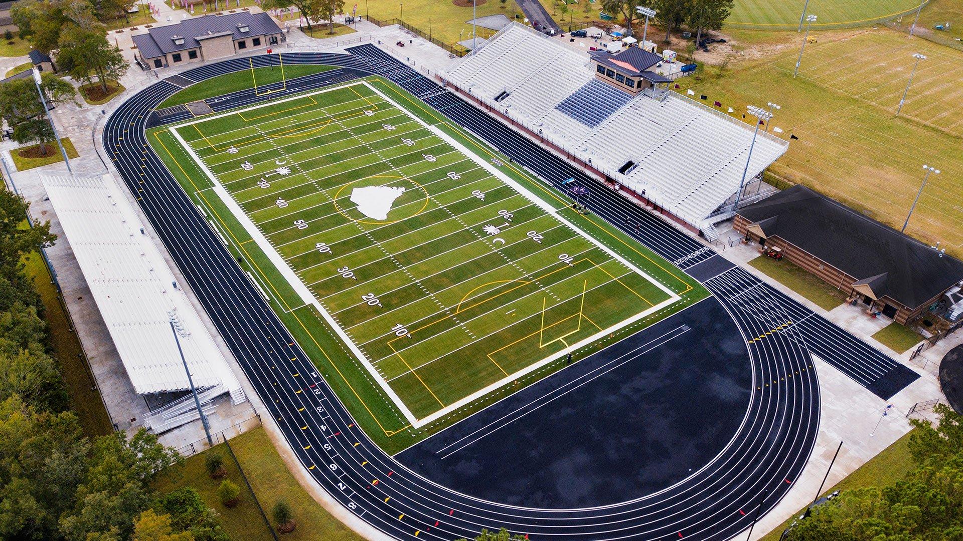 Charleston County School District 2, Stadium & Athletic Facility
