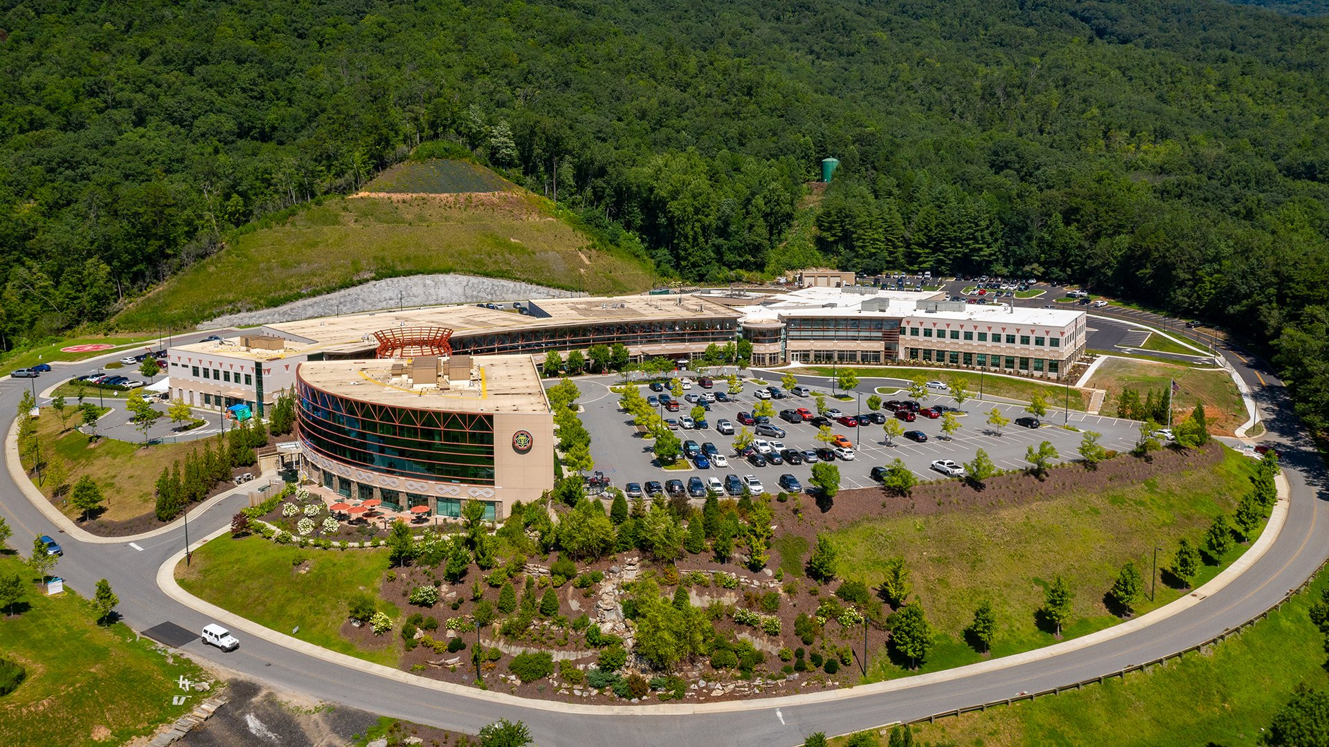 Cherokee Indian Hospital Featured in Healthcare Design Magazine