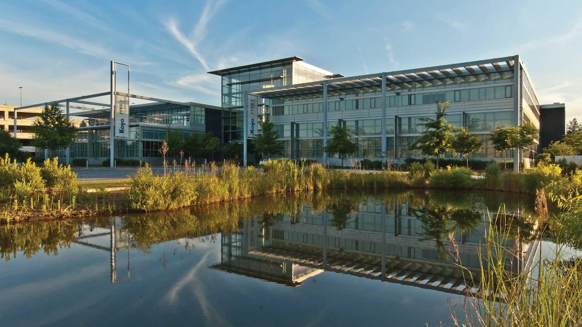 CU-ICAR Collaboration 3 Building