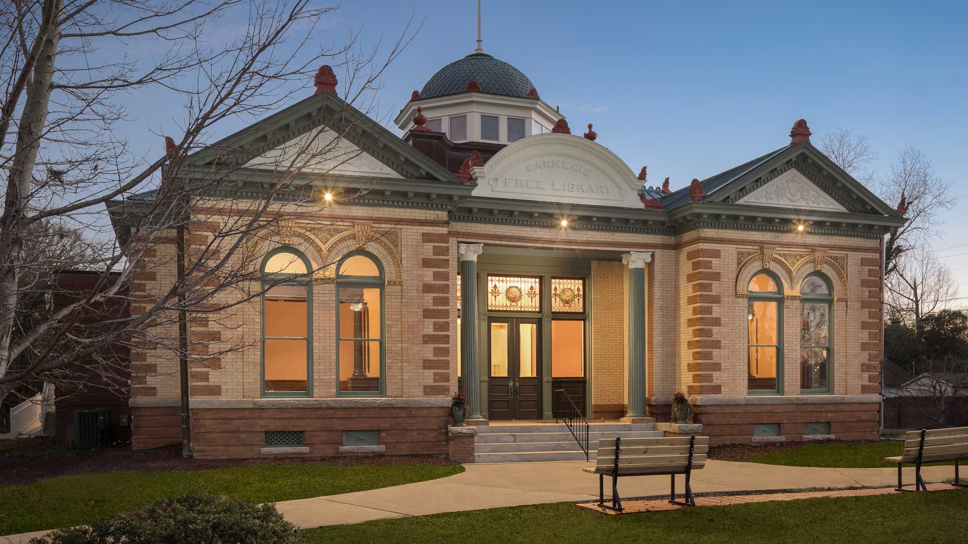 Union County Library System, Union Carnegie Library