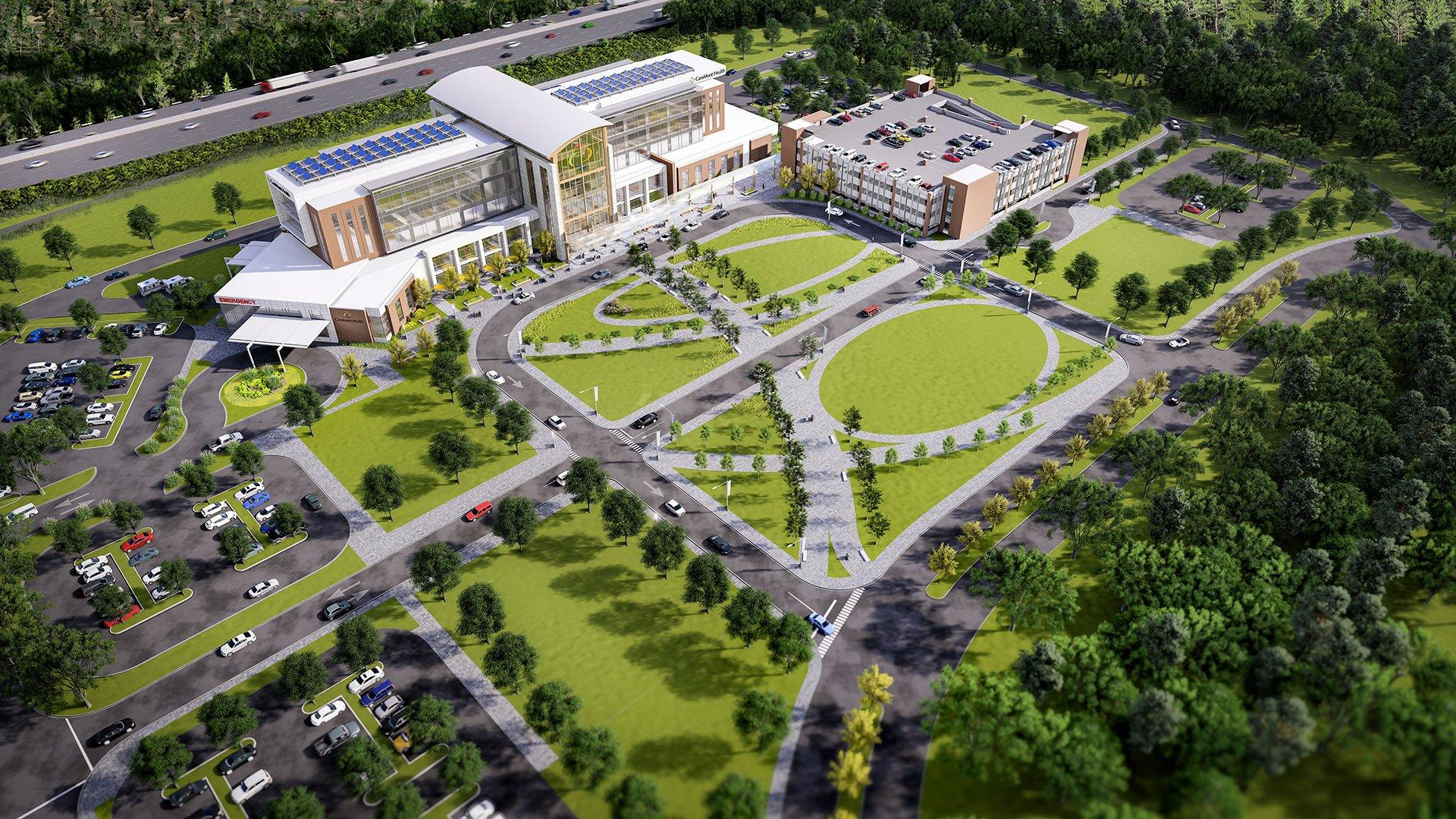 CaroMont Health, Belmont Campus