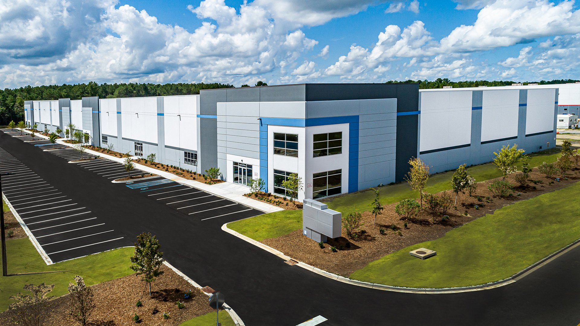 Charleston Trade Center, Tract 5A Spec Building