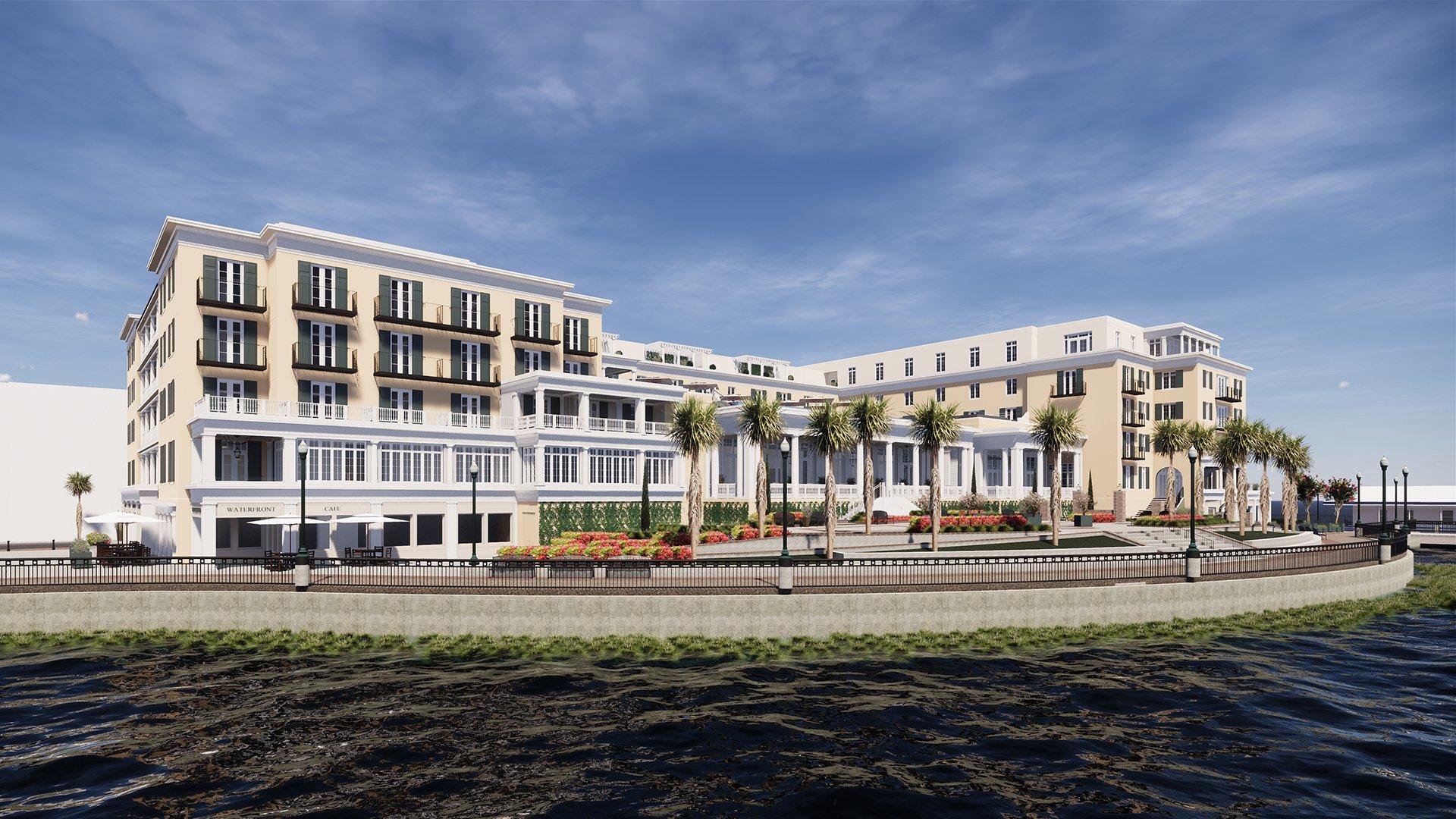 Charleston Waterfront Hotel
