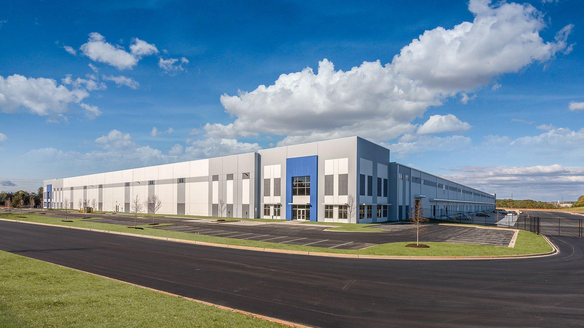 Clarius Park Inland Port Greer Spec Distribution Center