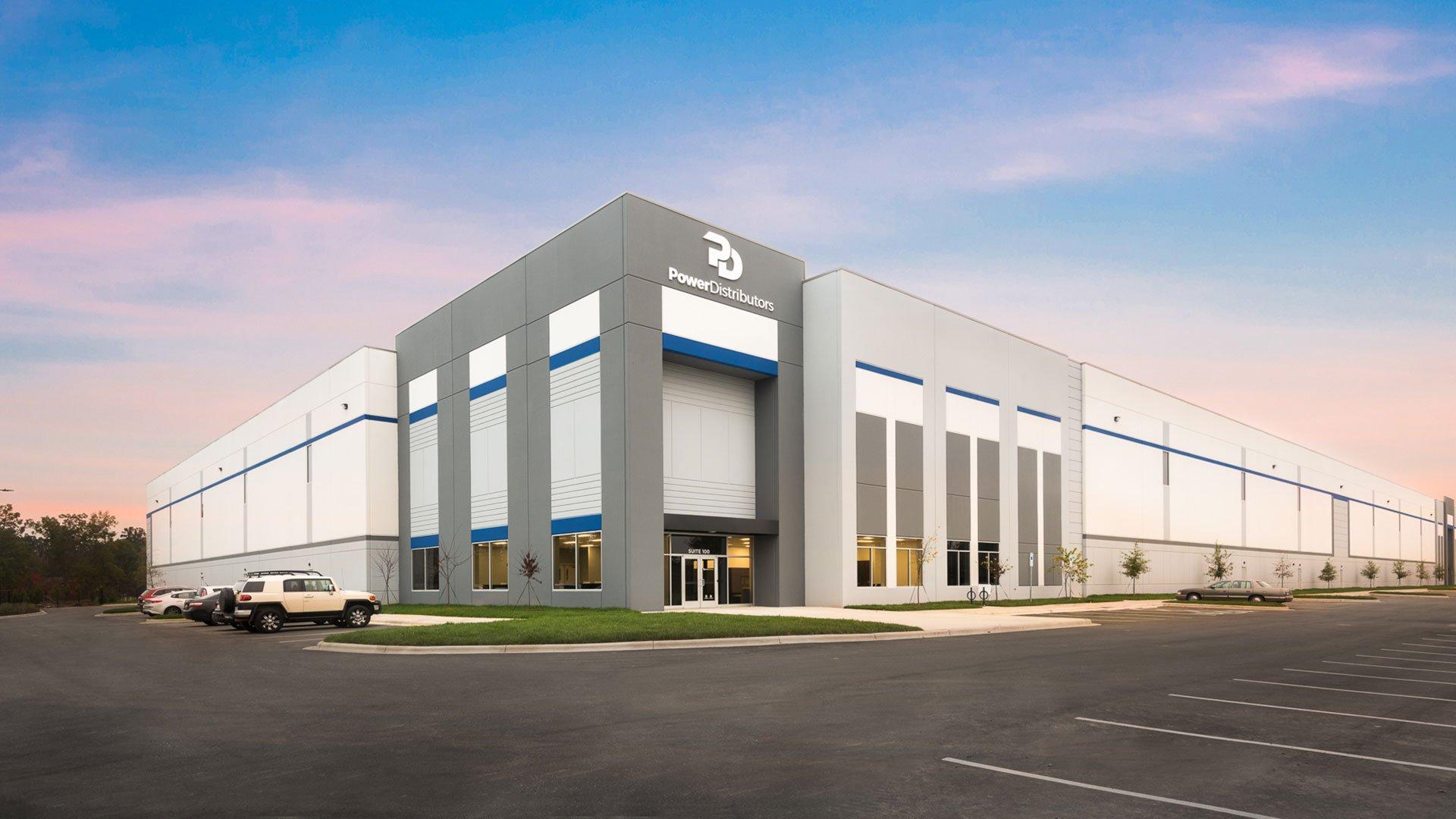 Clarius Tuckaseegee Spec Distribution Center