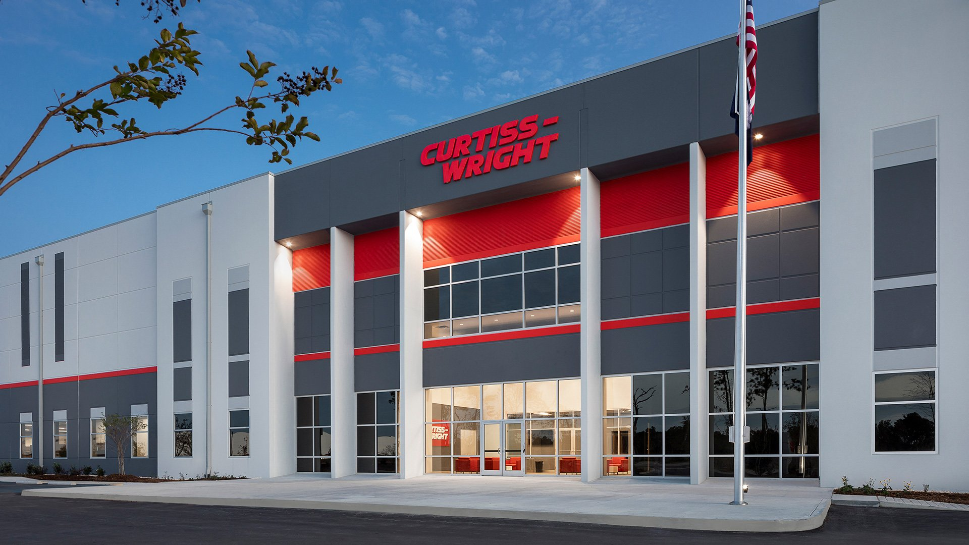 Curtiss-Wright, Manufacturing