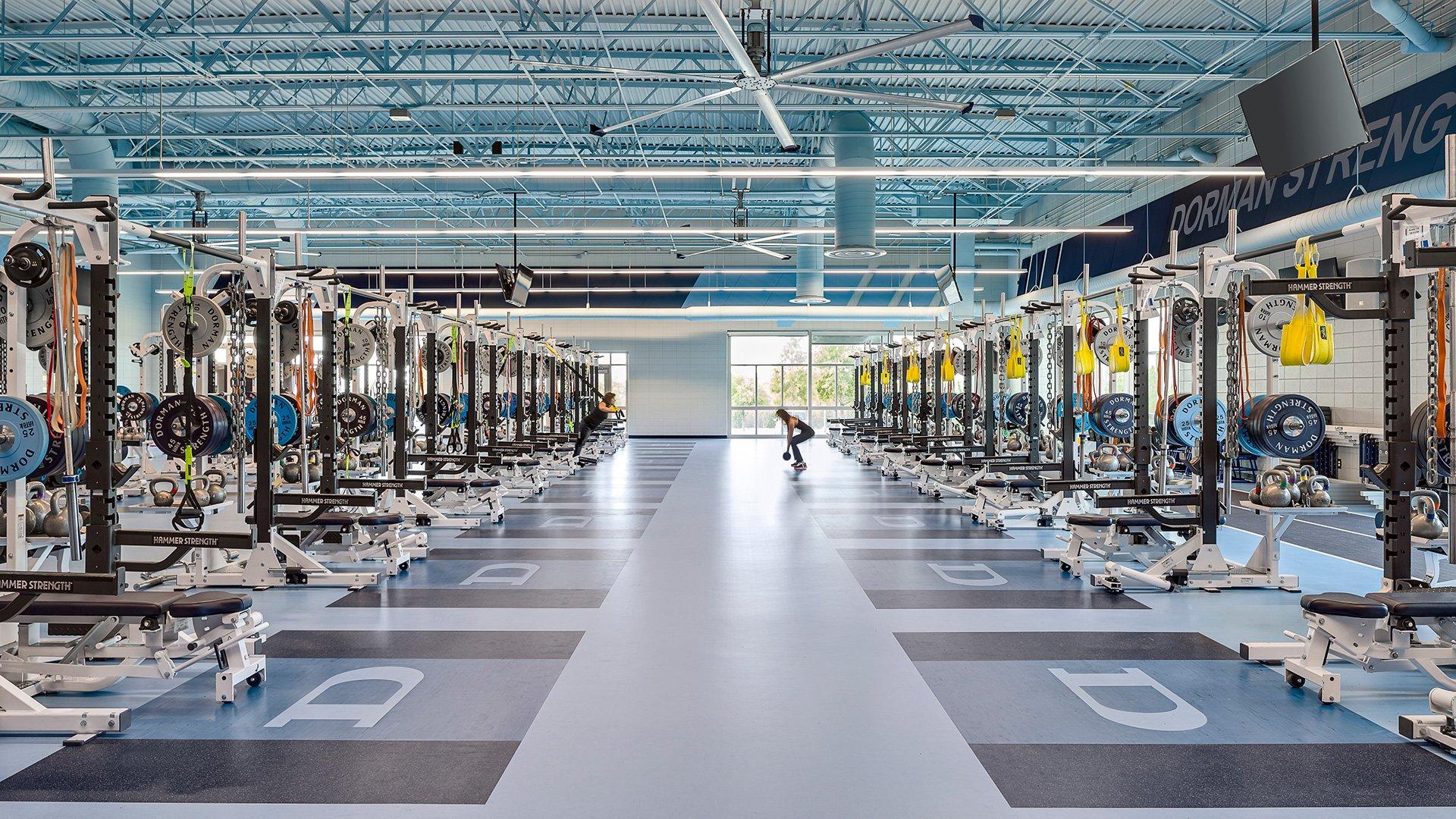 Dorman High School, Athletic Training, Spartanburg School District 6