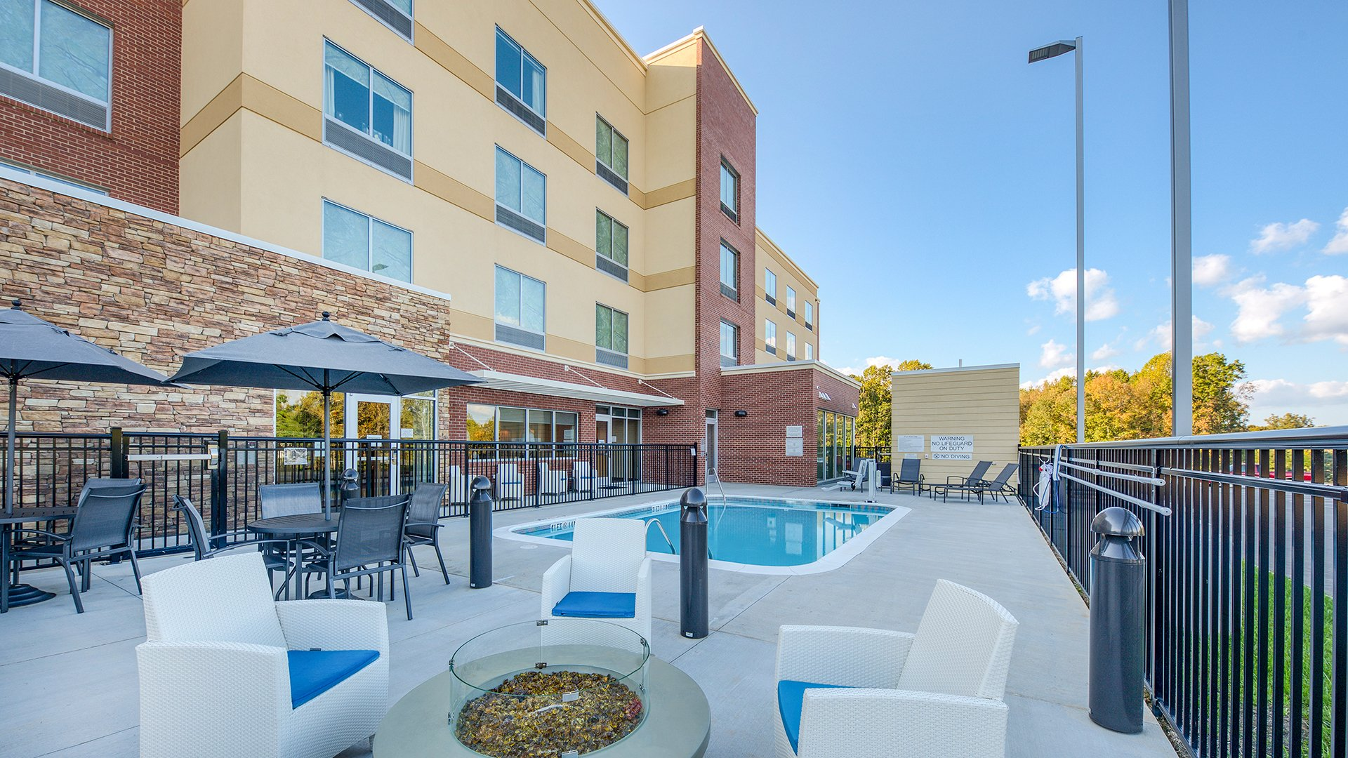 """Newly Opened Fairfield by Marriott Hotel Part of """"Booming"""" Belmont, NC"""