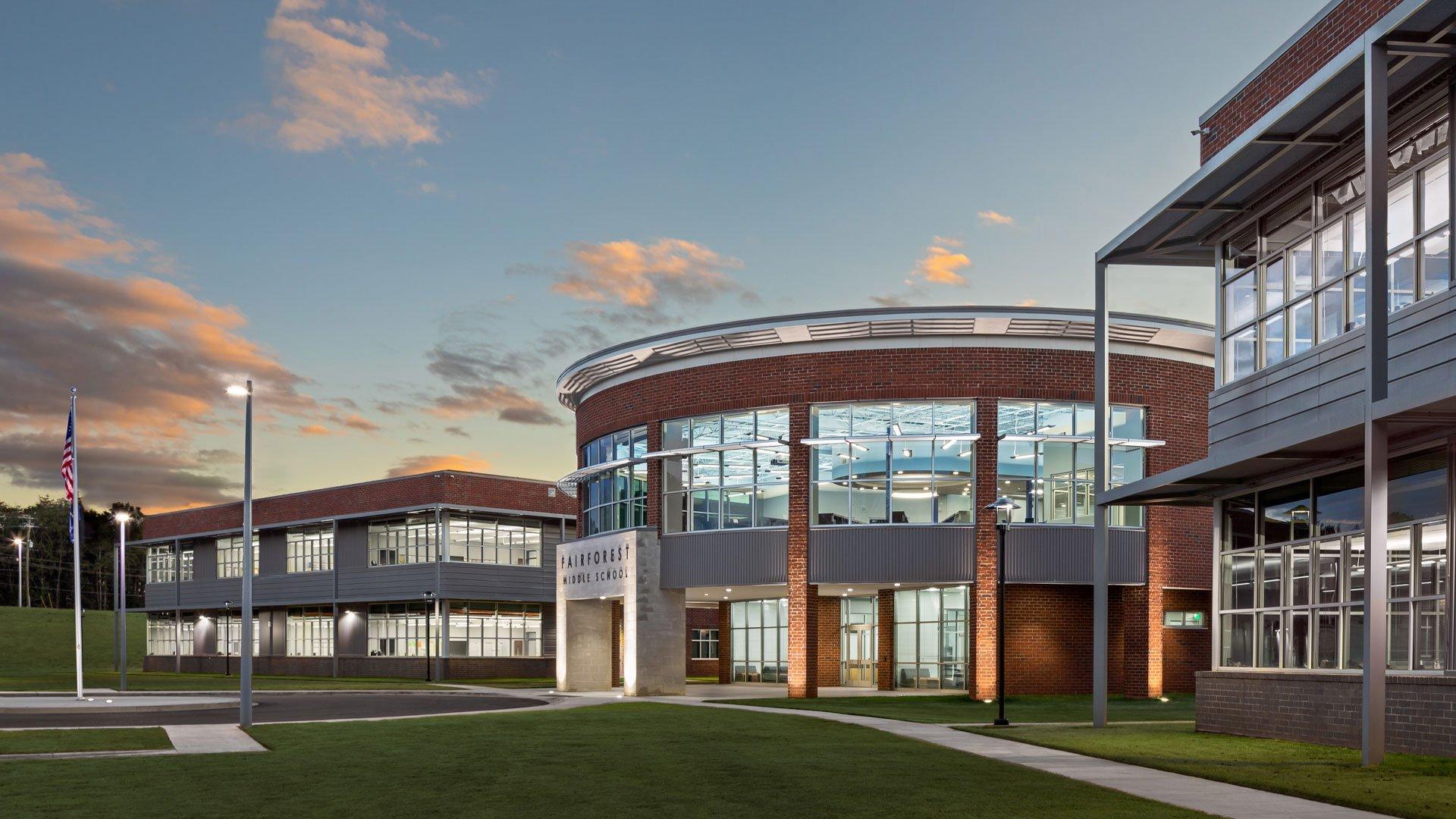 Fairforest Middle School, Spartanburg School District 6