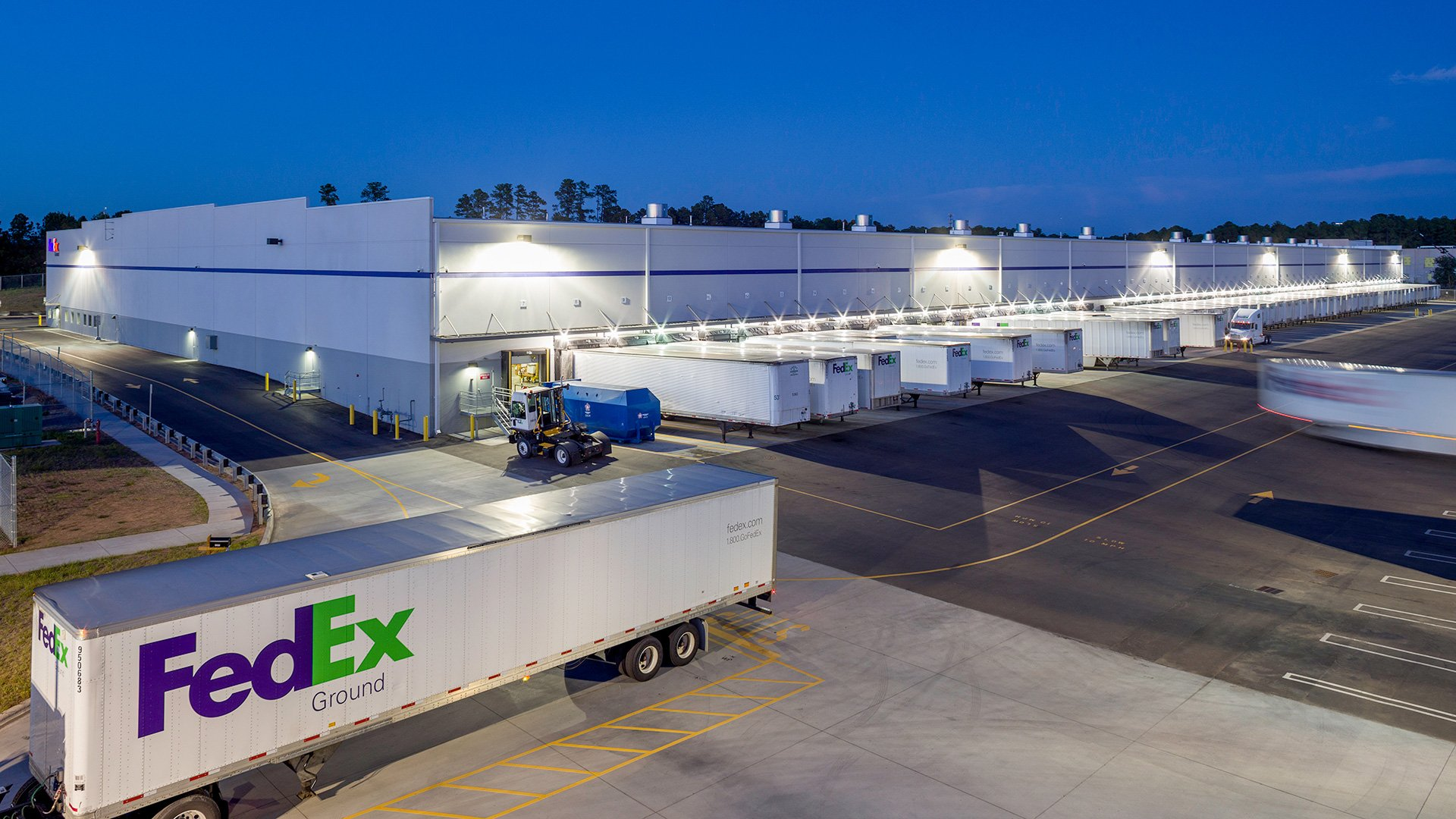 FedEx Distribution Center, Multiple Locations
