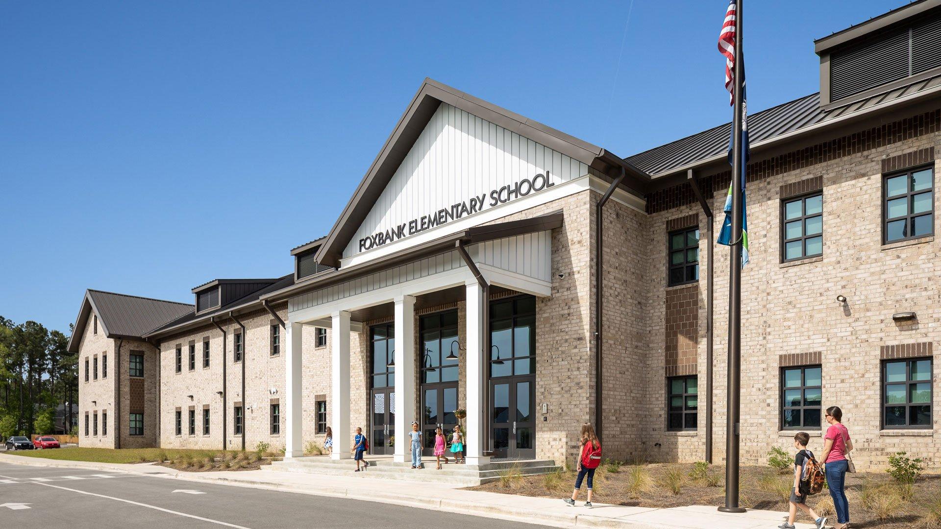 Foxbank Elementary School, Berkeley County School District
