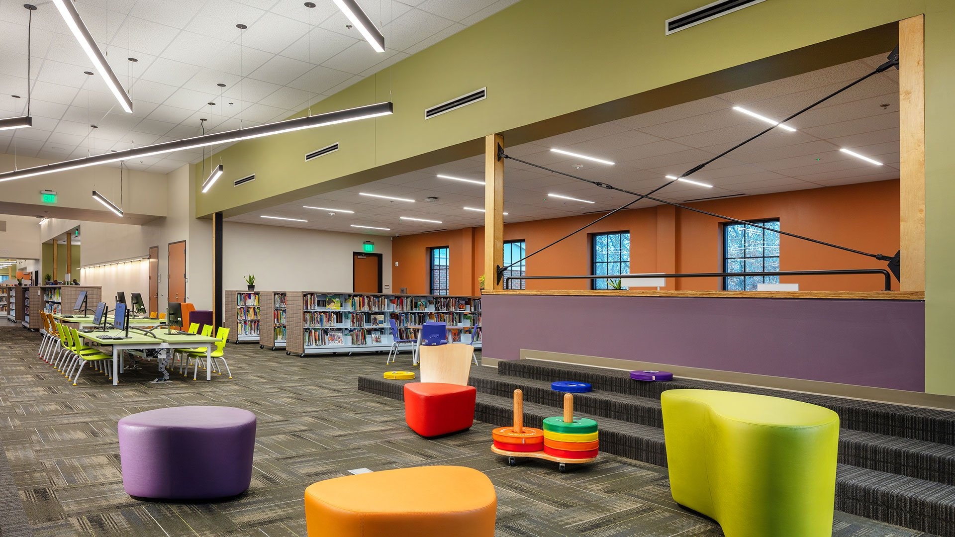 Fulton County Library System, Group Renovations