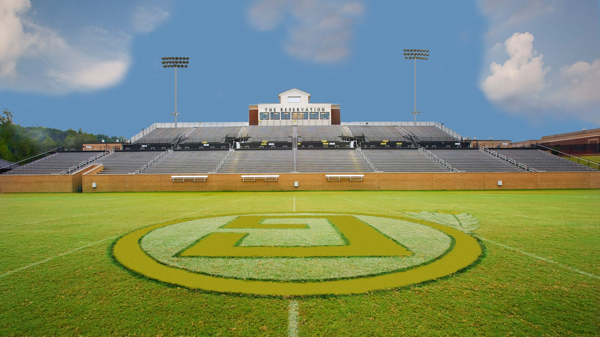 Gaffney High School Football Stadium, Cherokee County School District