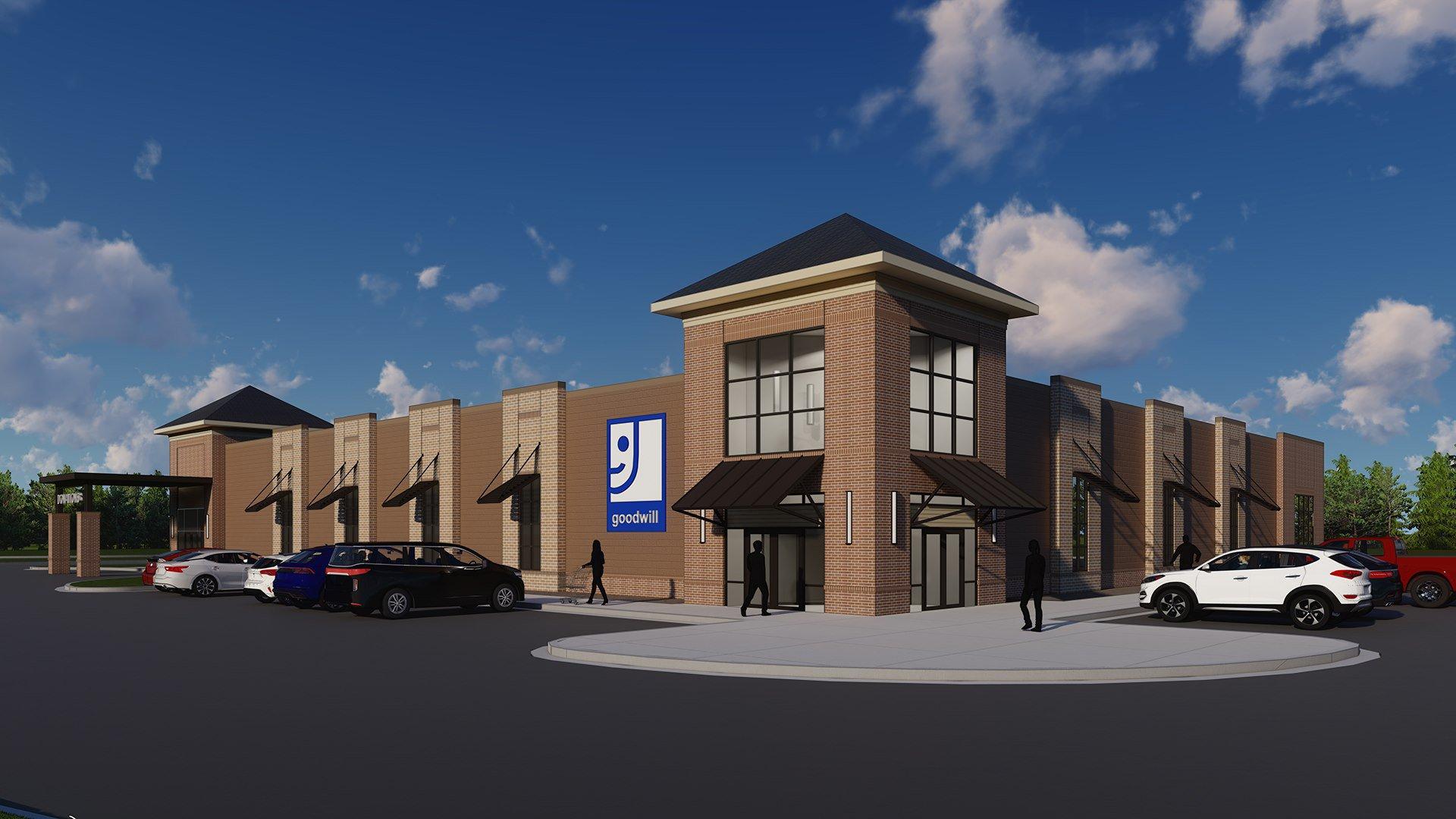 Goodwill International Breaks Ground on New Building in Chesnee, SC