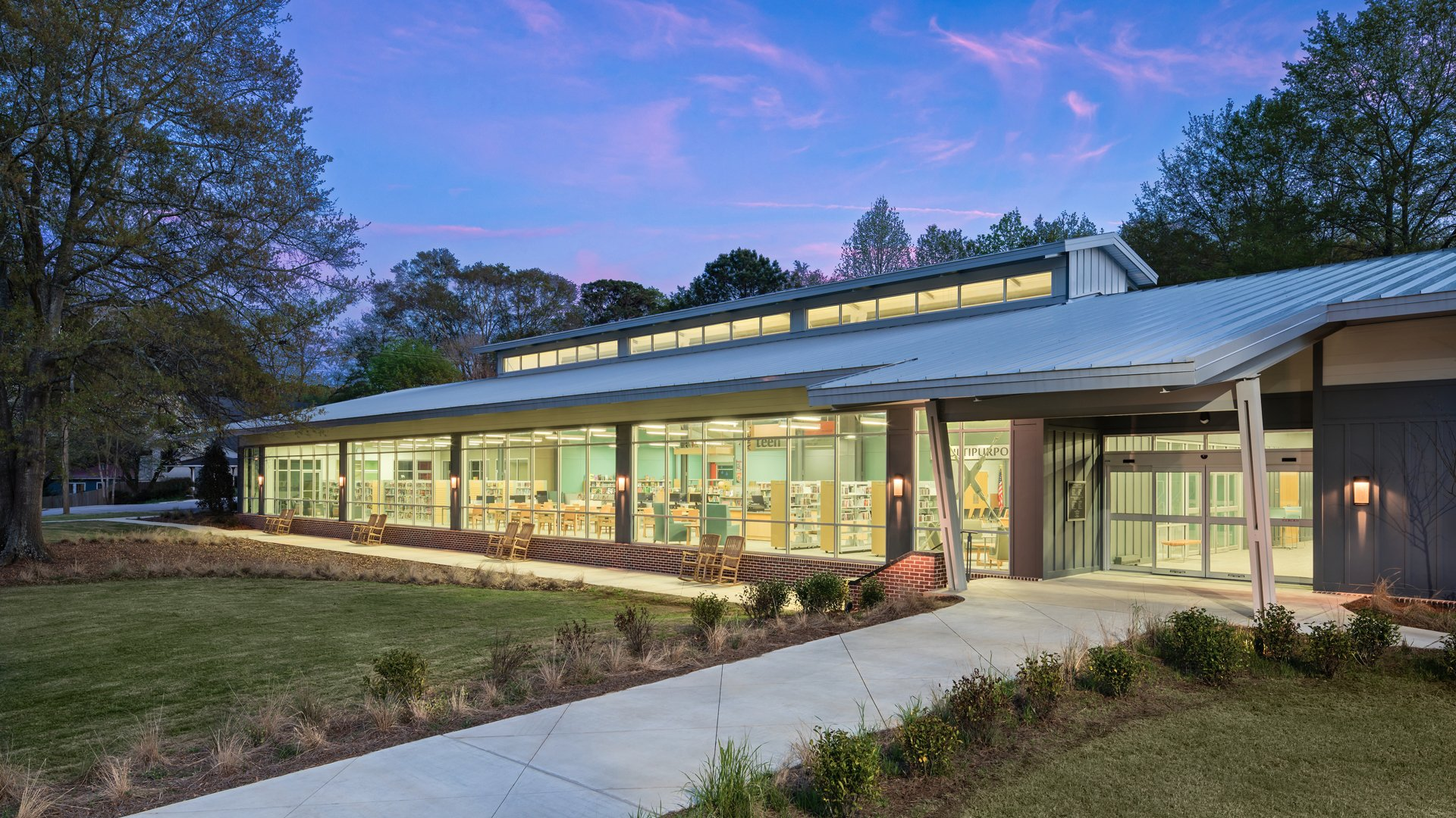 Troup-Harris Regional Library System, Hogansville Library