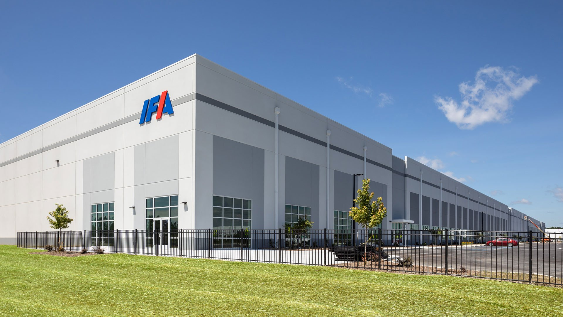 IFA Group Manufacturing Plant Expansion