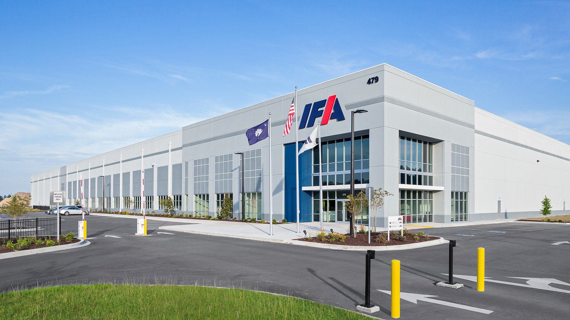 IFA Group, North American Production Plant
