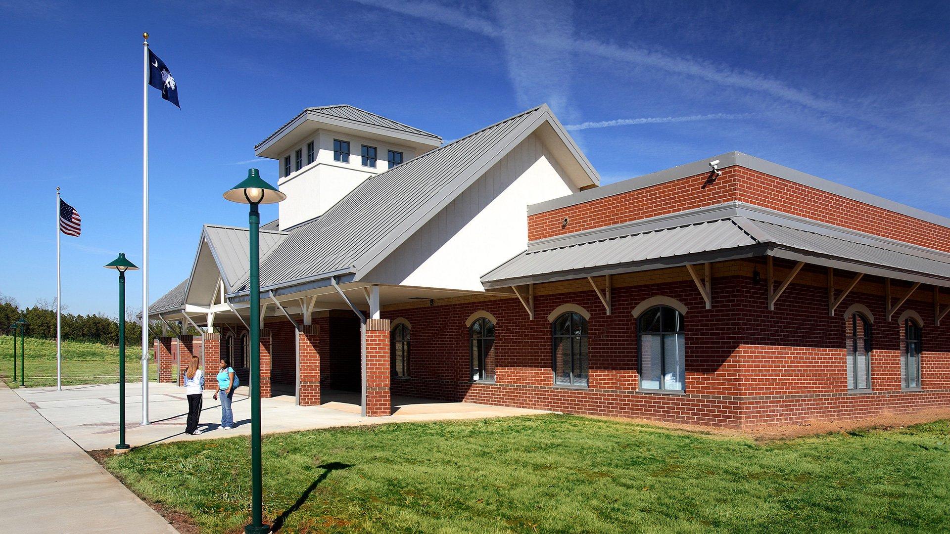 Landrum High School Athletic Facilities, Spartanburg School District 1