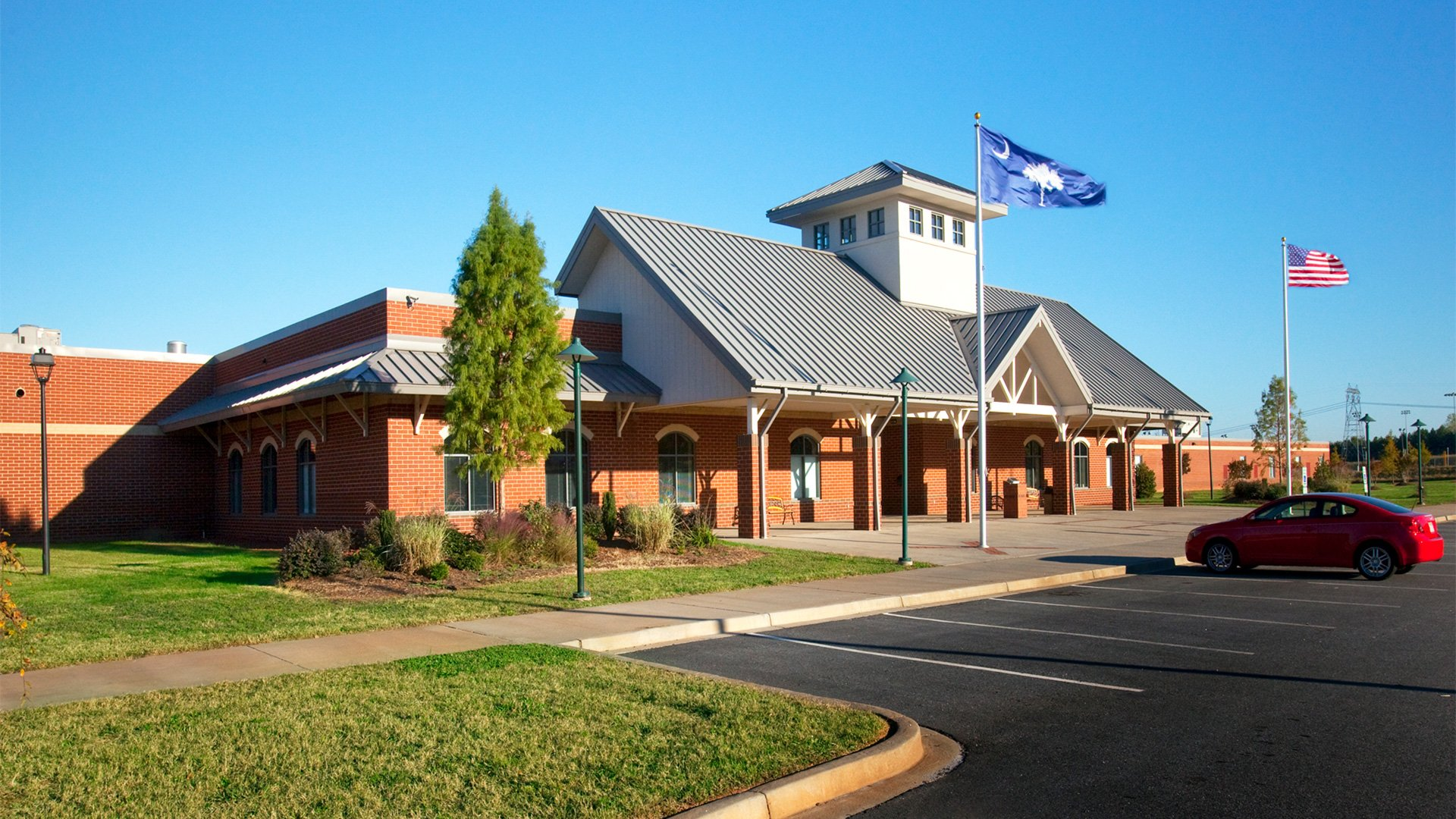 Landrum High School, Spartanburg School District 1
