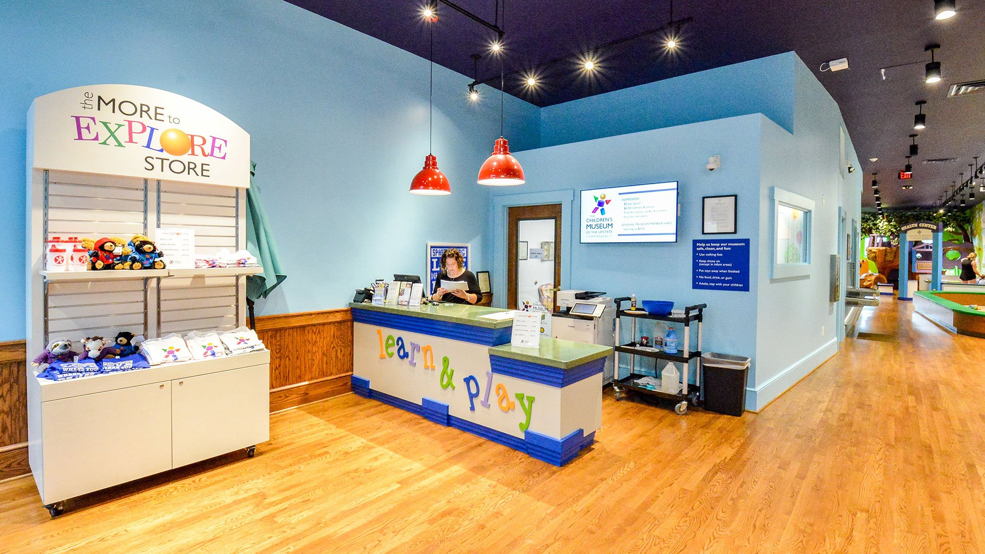 The Children's Museum of the Upstate – Spartanburg