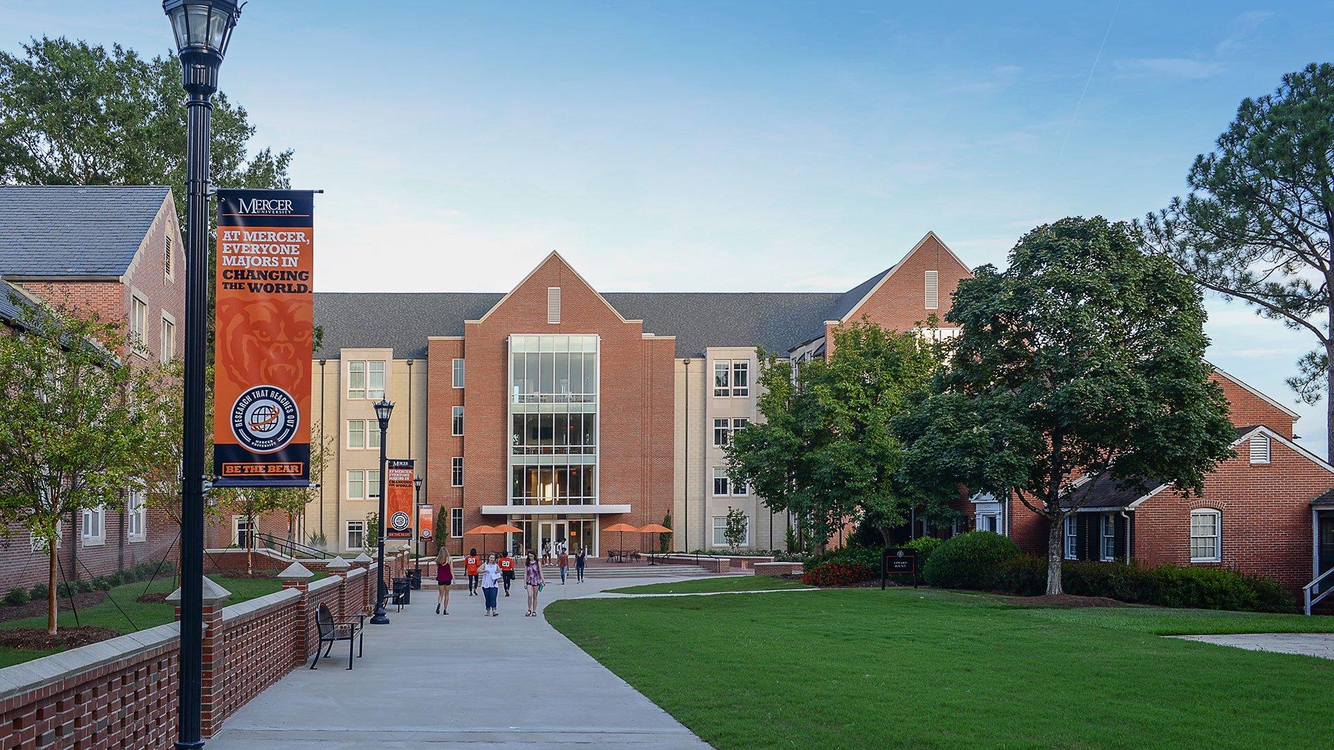 Mercer University, Legacy Hall