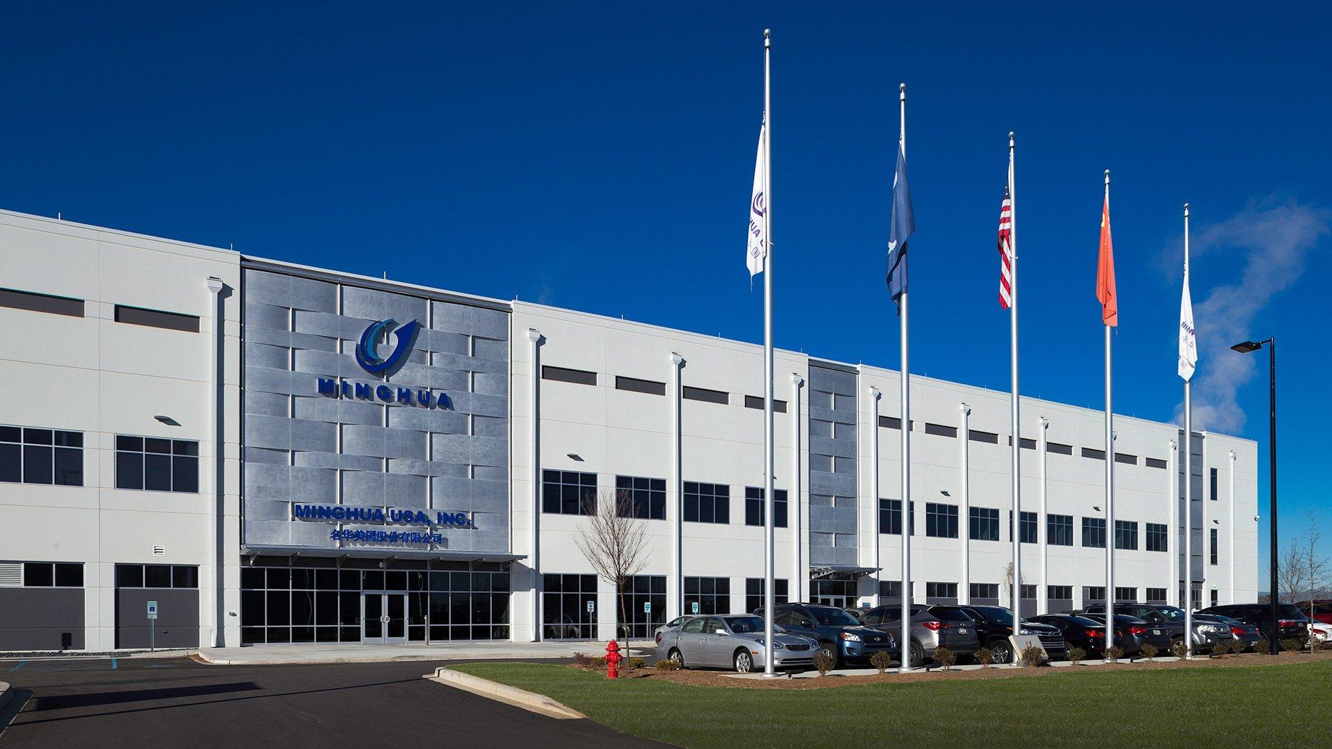 MingHua USA, Automotive Manufacturing