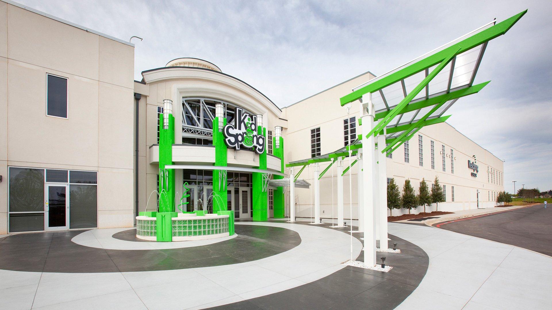 NewSpring Community Church, Children's Education Building
