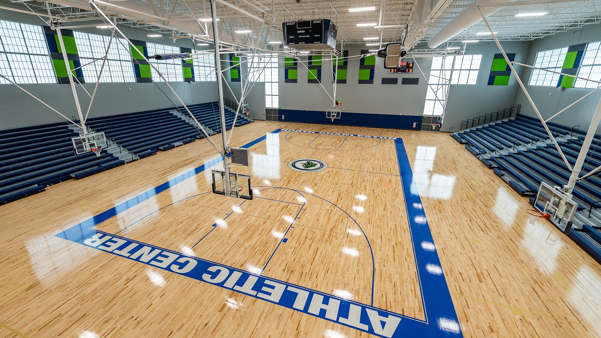 North Charleston Gymnasium