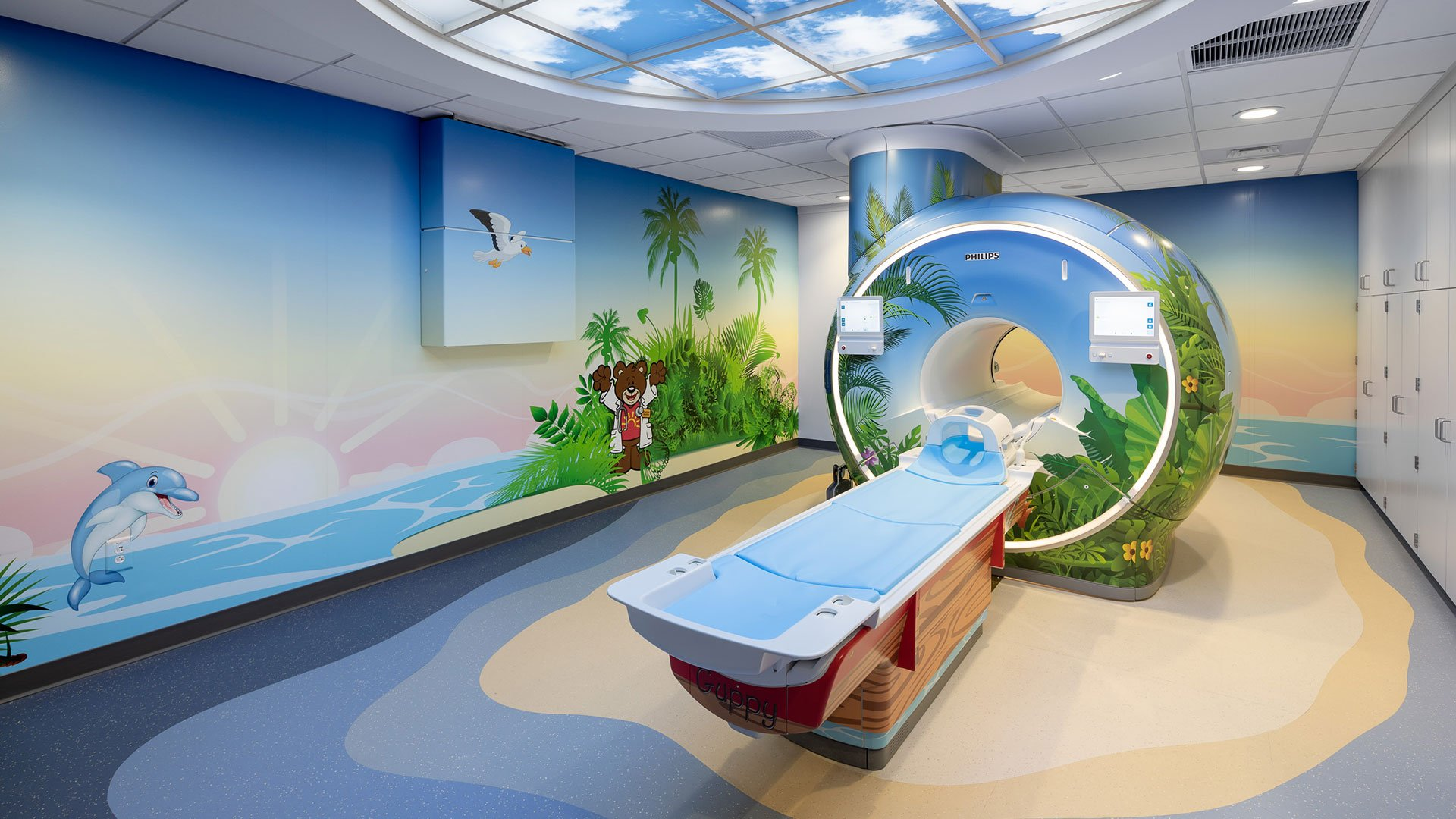 Prisma Health, Pediatric MRI