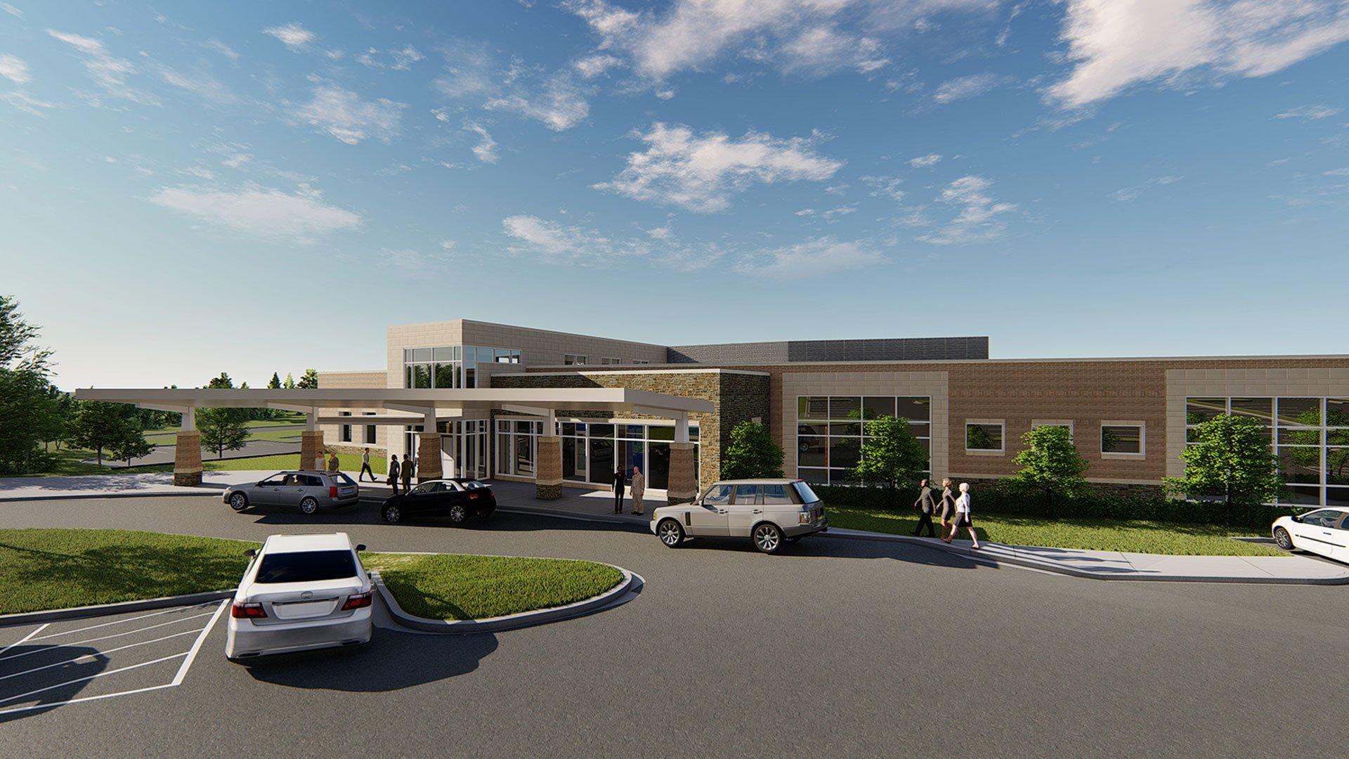 Prisma Health, Multi-Specialty Ambulatory Care Center (MACC)