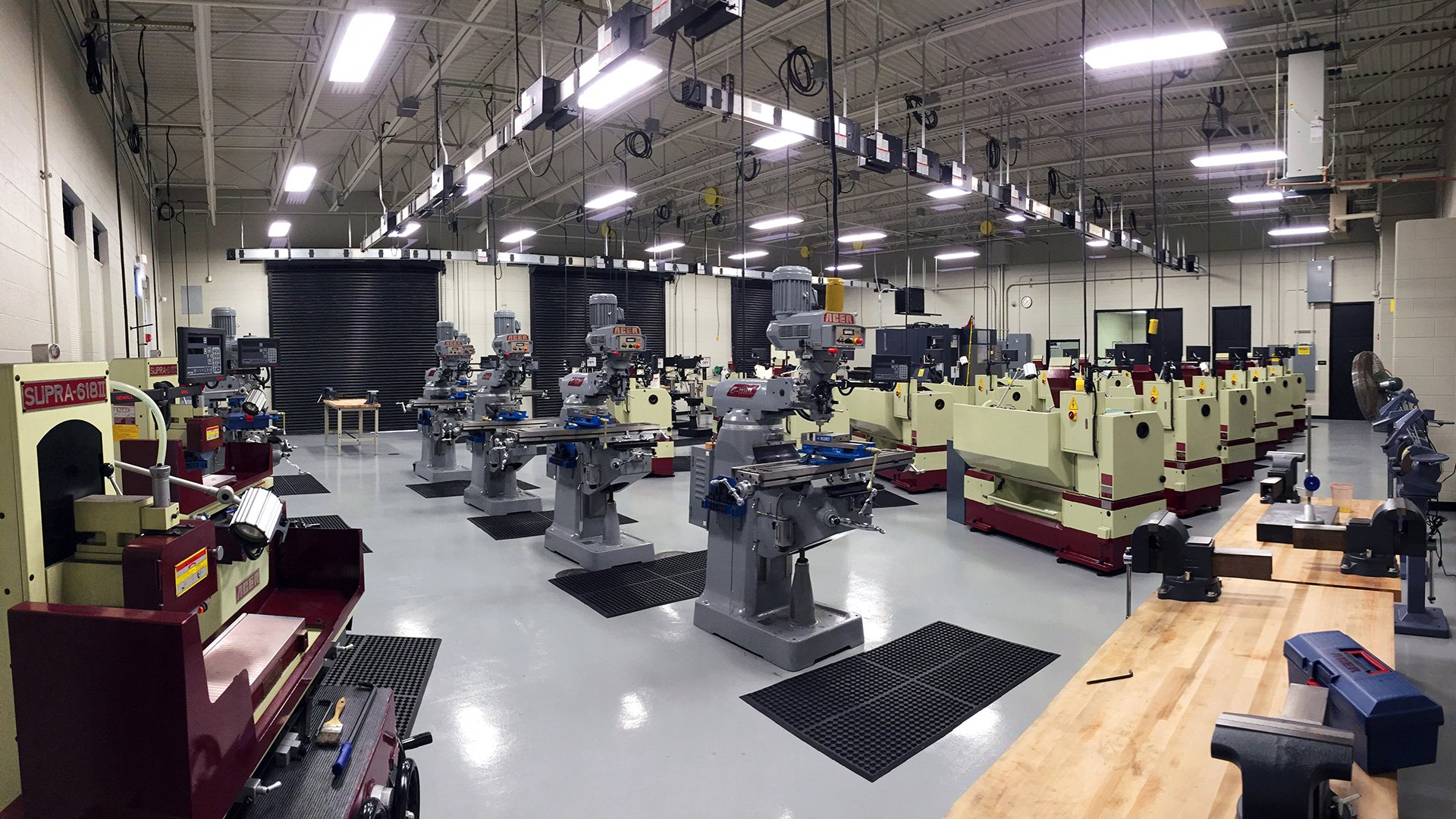 R.D. Anderson Applied Technology Center, Spartanburg School Districts 4, 5, & 6