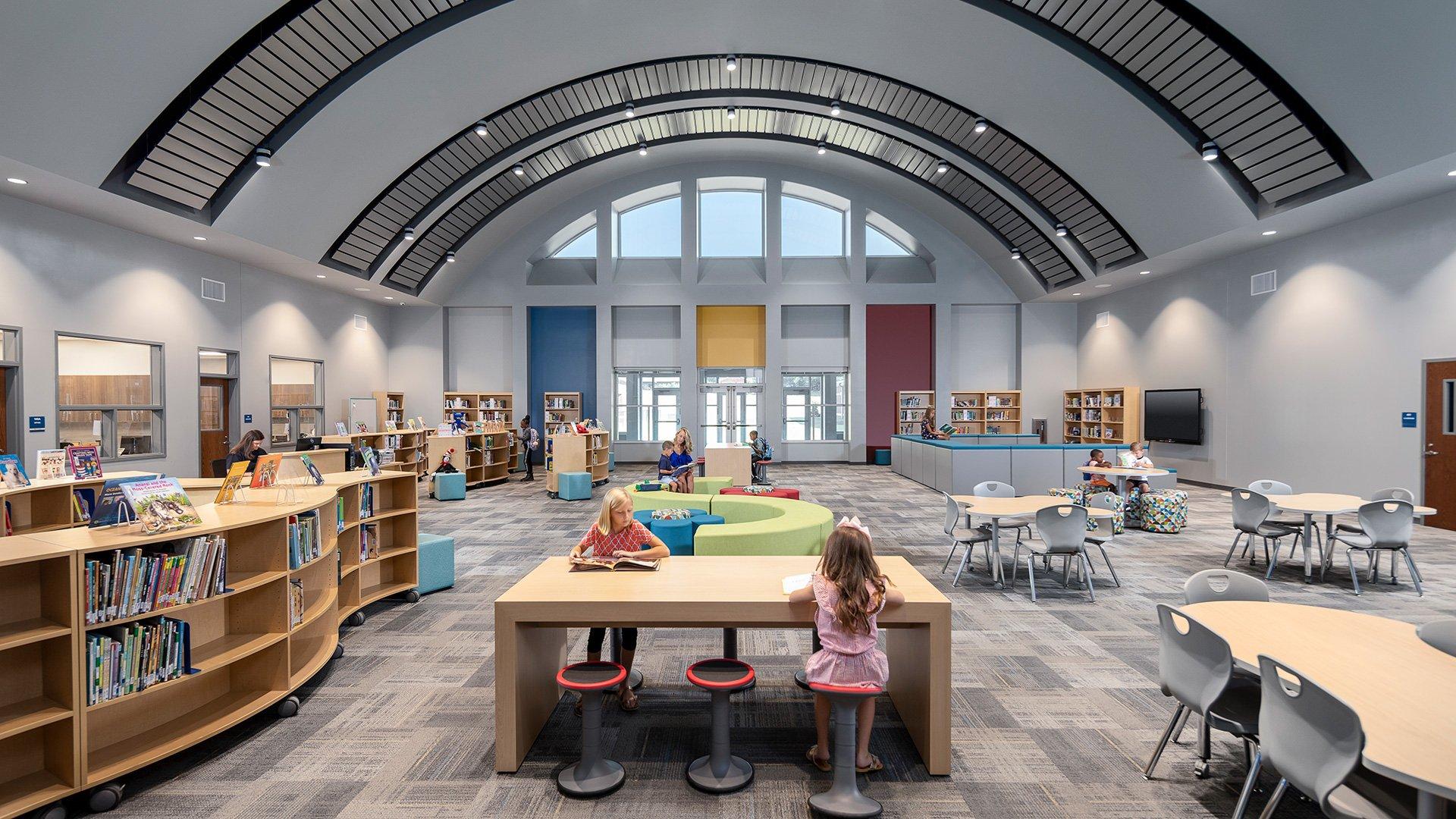 Reidville Elementary School, Spartanburg School District 5