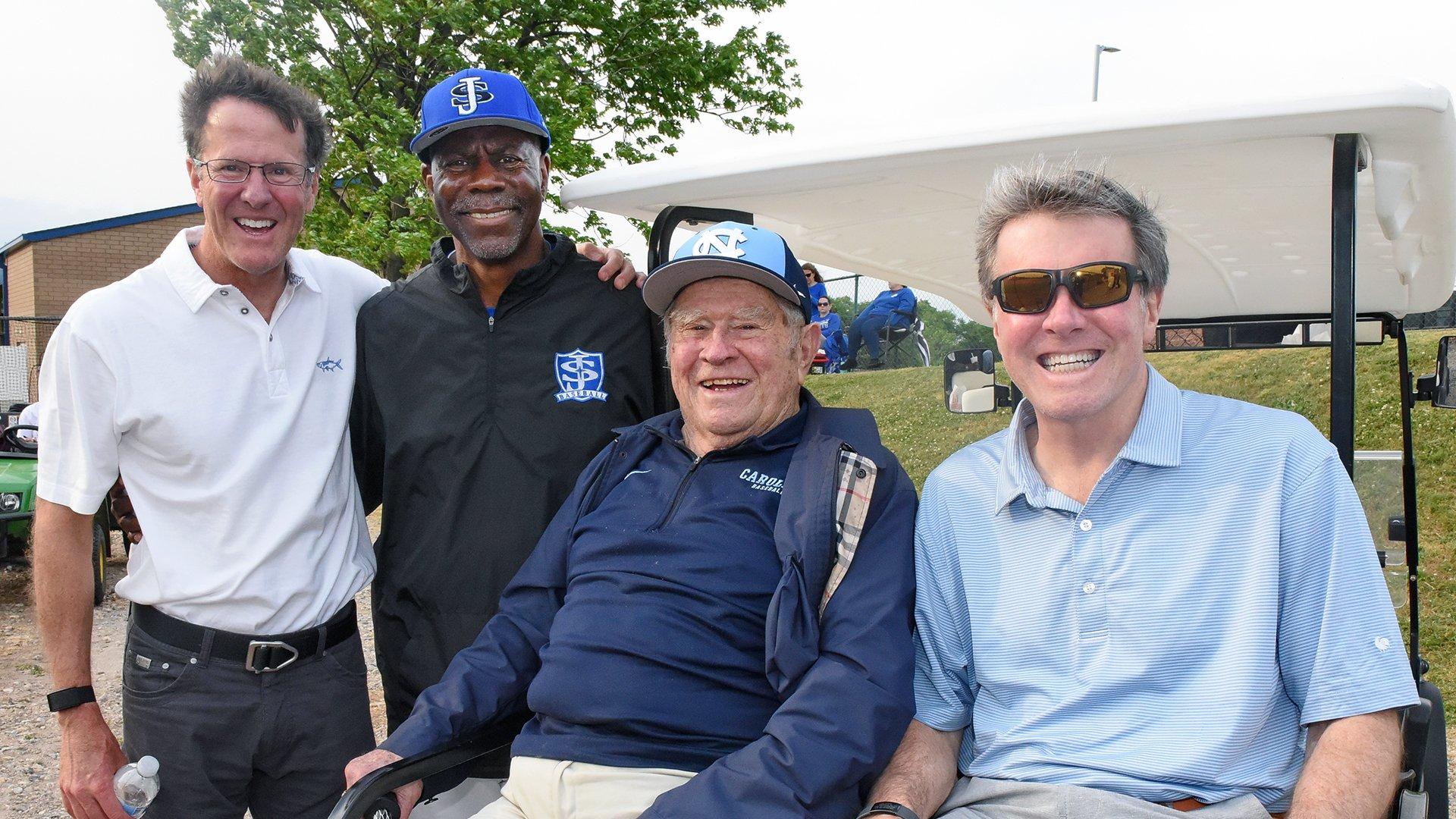 St. Joseph's Catholic School Names New Baseball Training Facility for Joe Pazdan Sr.